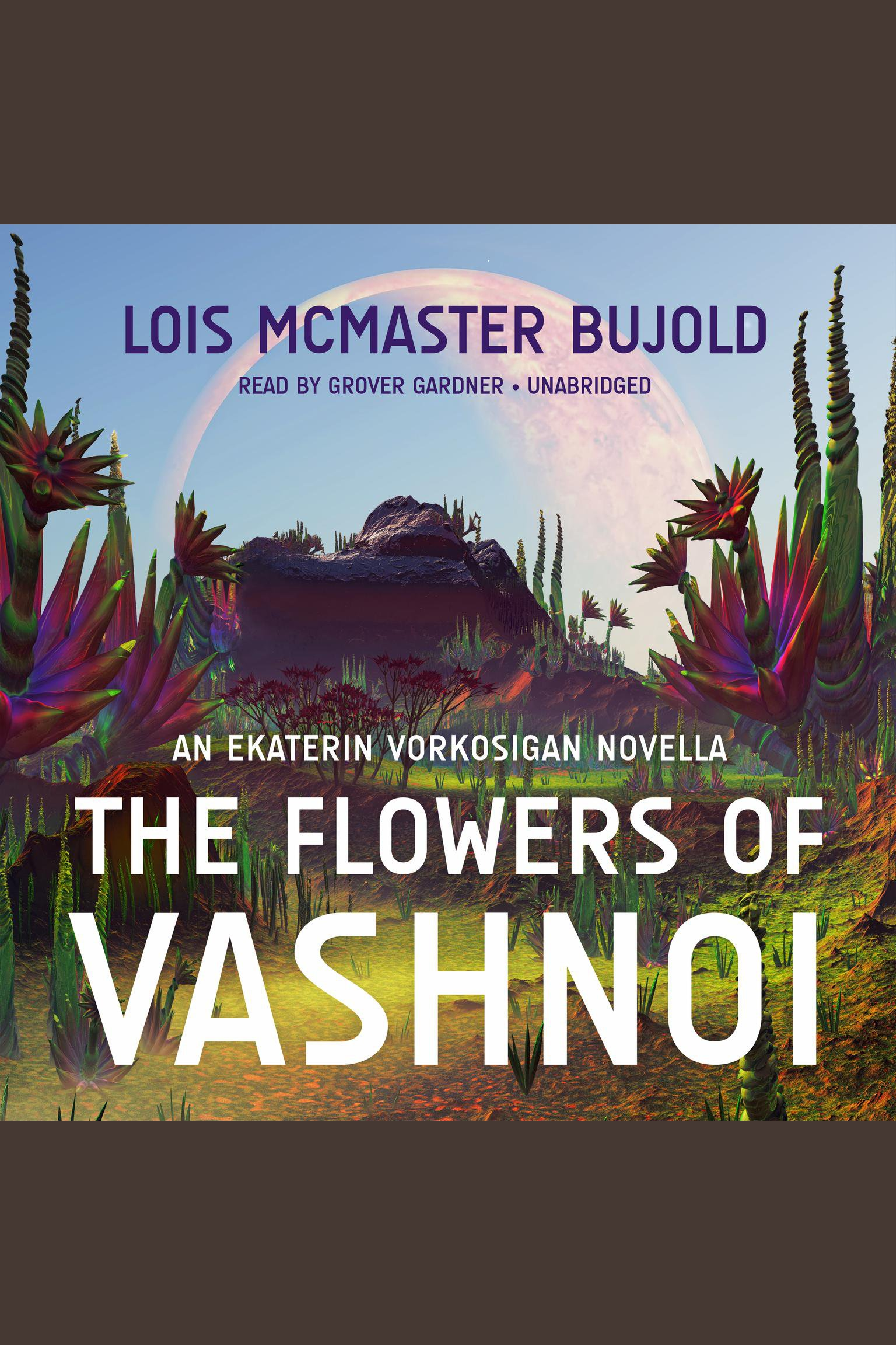 The Flowers of Vashnoi cover image
