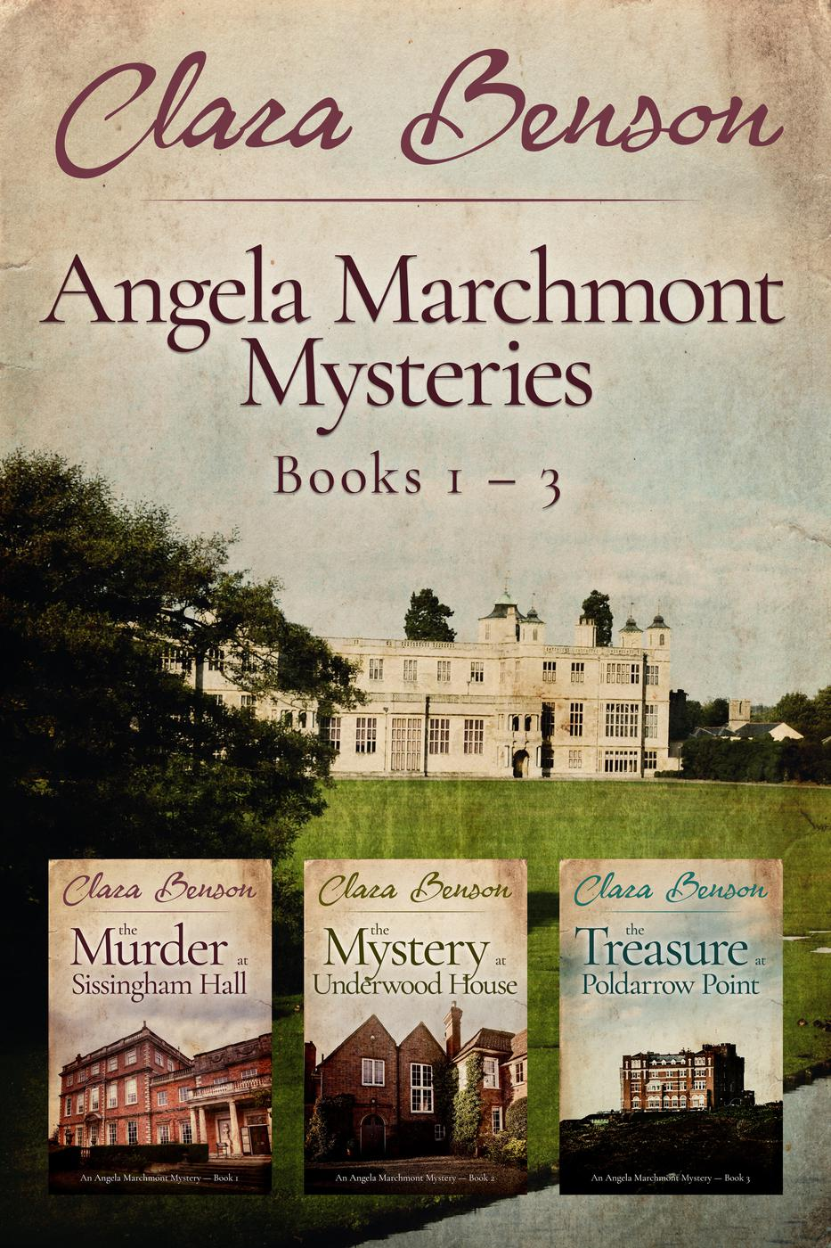 Angela Marchmont Mysteries Books 1-3 (An Angela Marchmont mystery) [electronic resource]