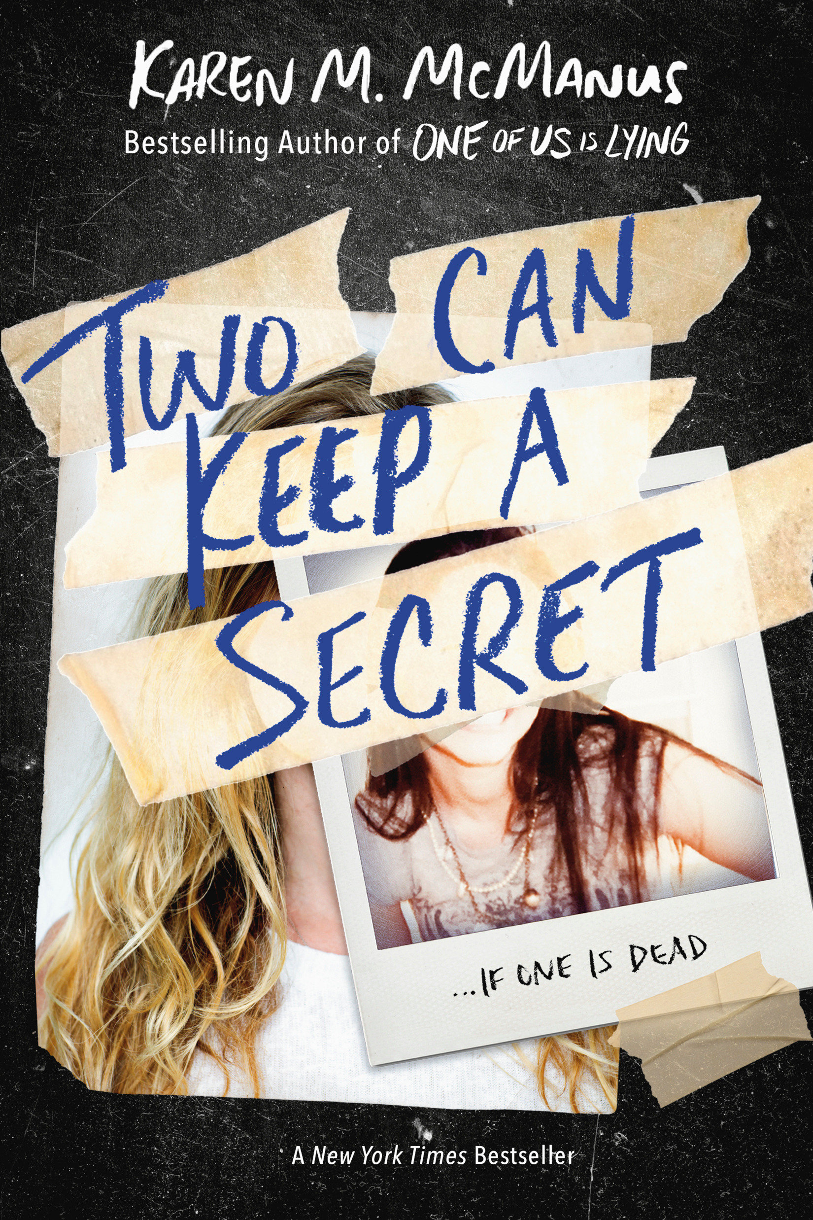Two can keep a secret cover image