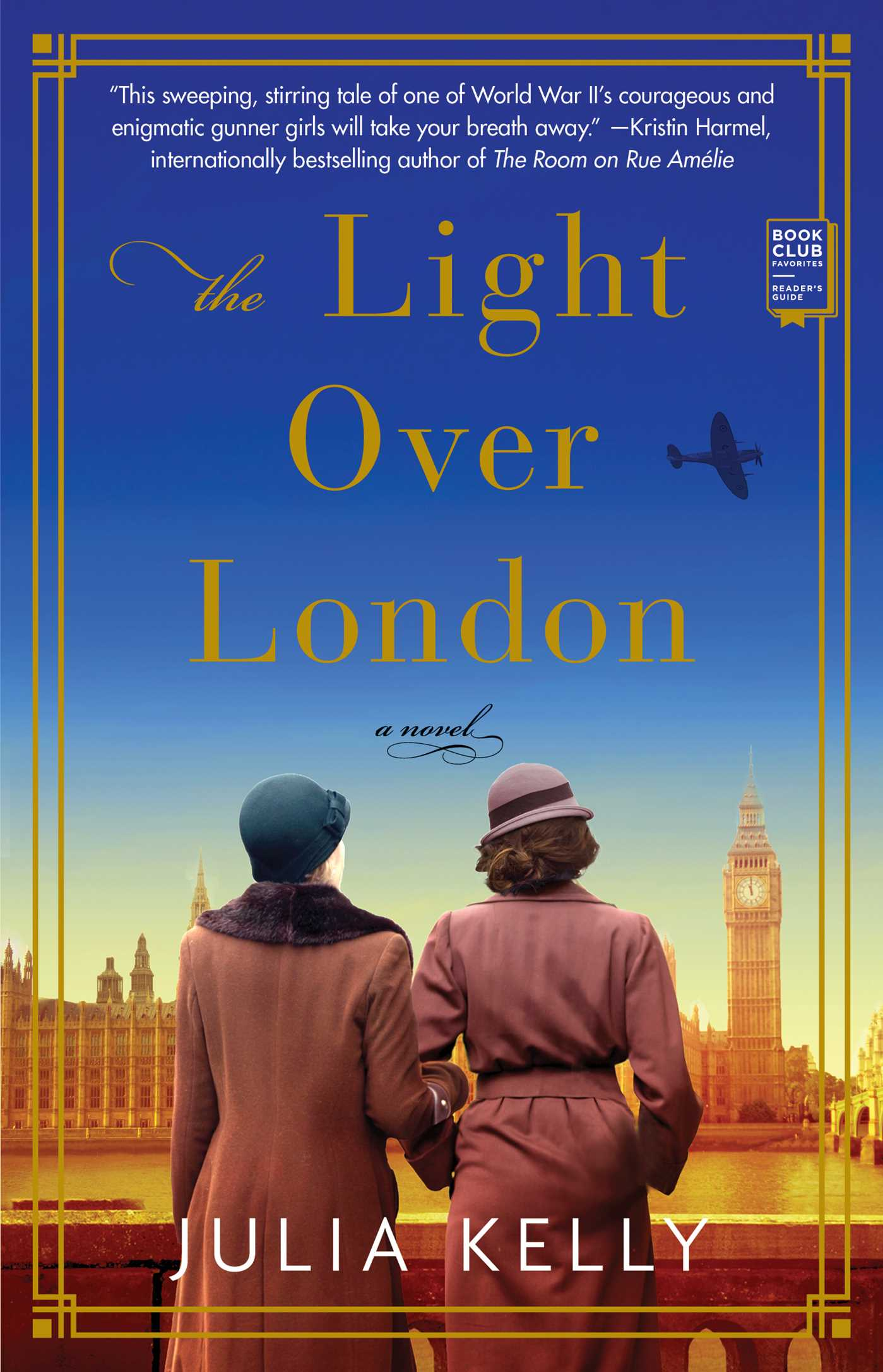 The Light Over London cover image