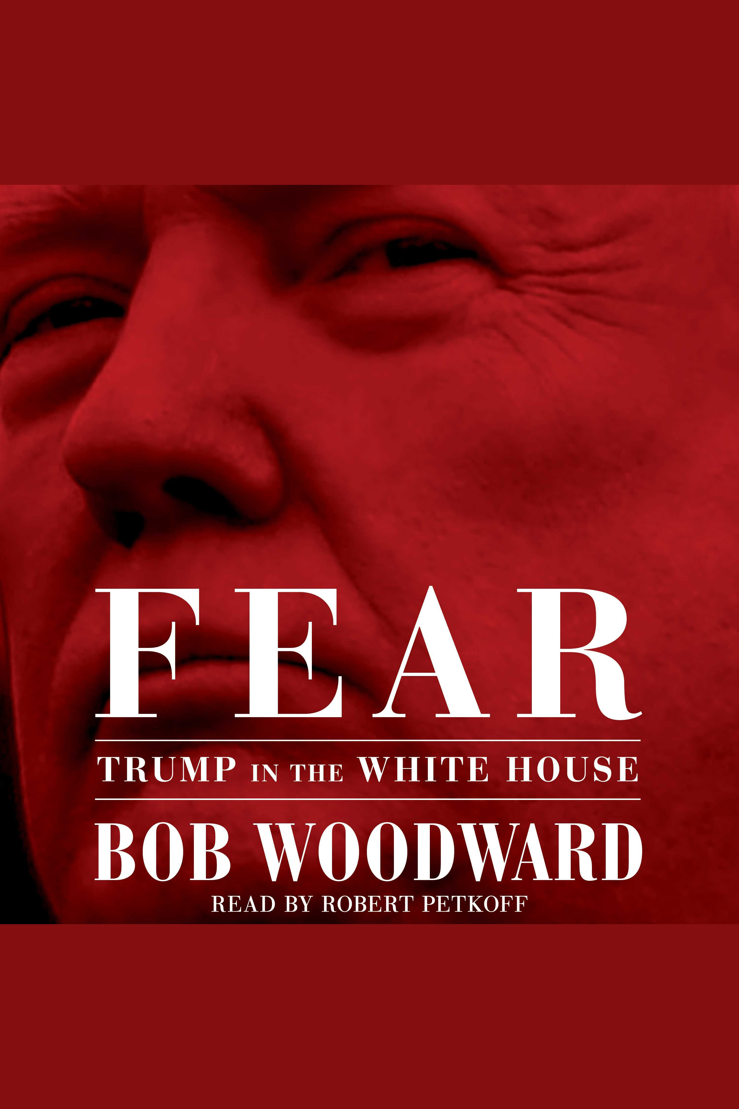 Fear Trump in the White House cover image