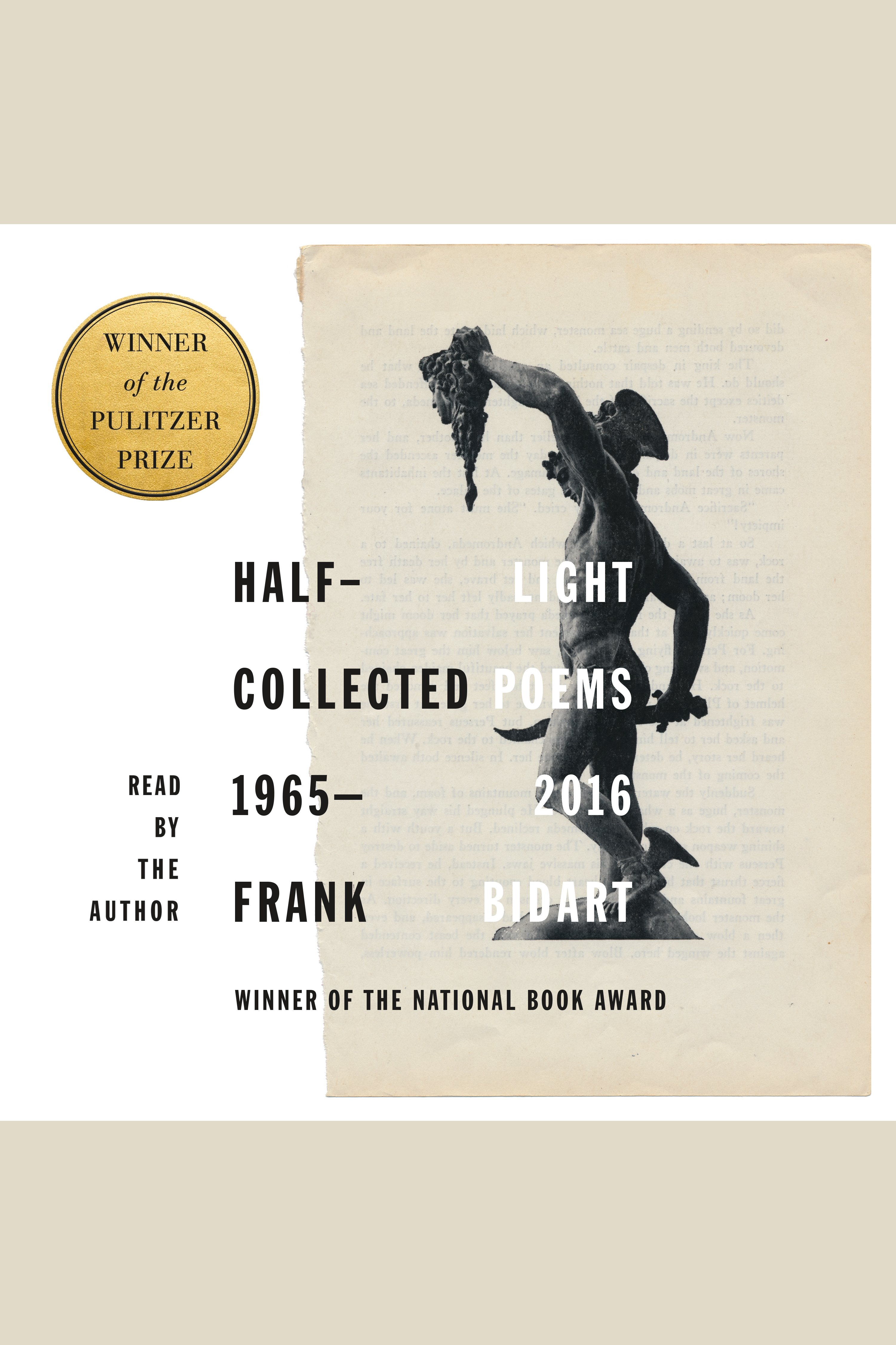 Half-light Collected Poems 1965-2016