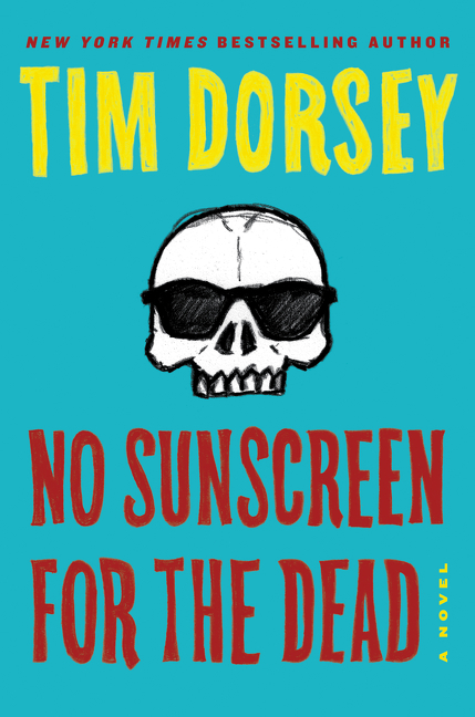 No sunscreen for the dead cover image