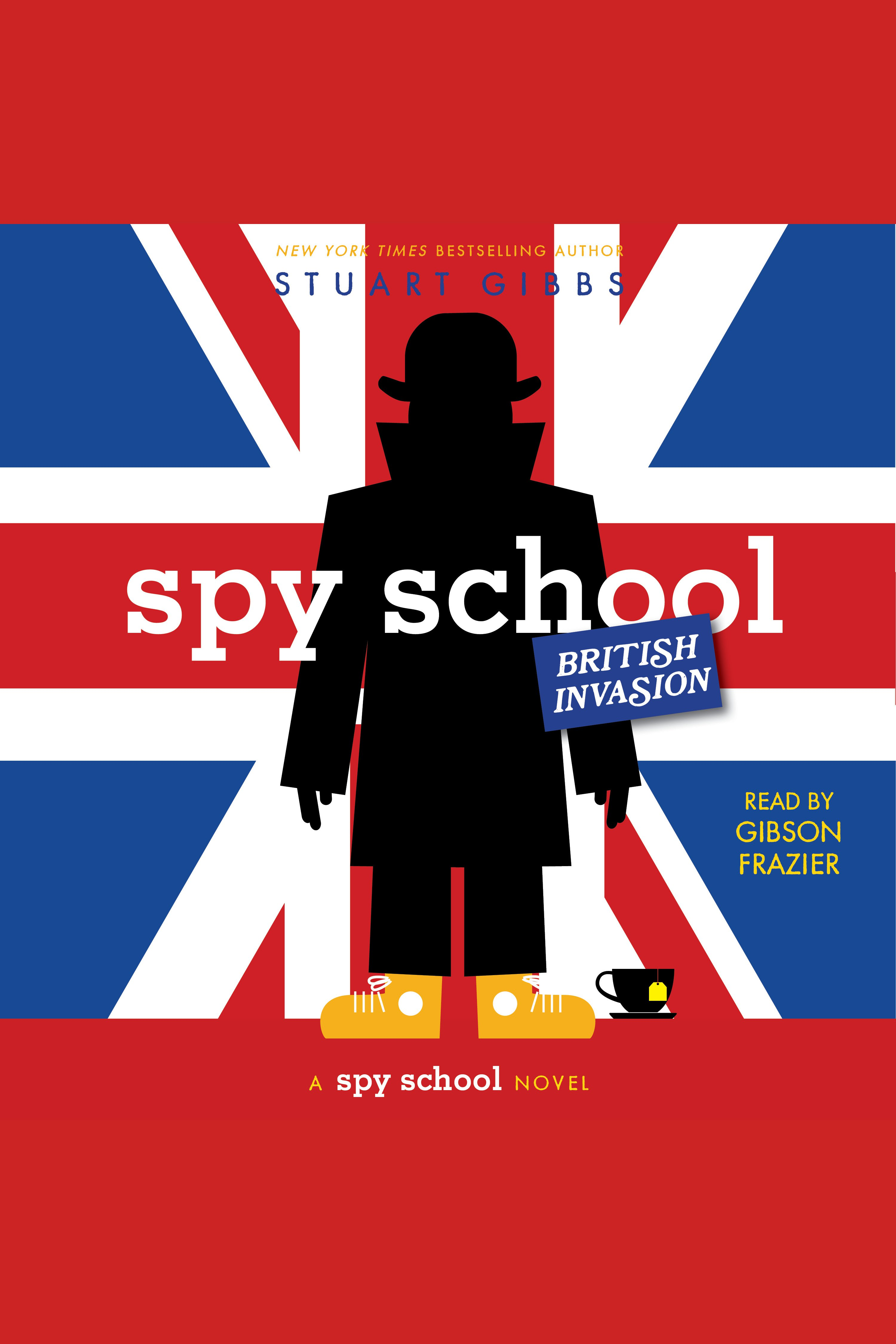 Spy School British Invasion cover image