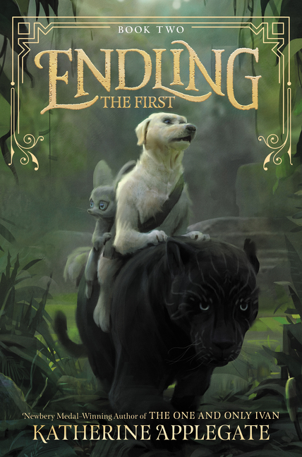 Endling the first cover image