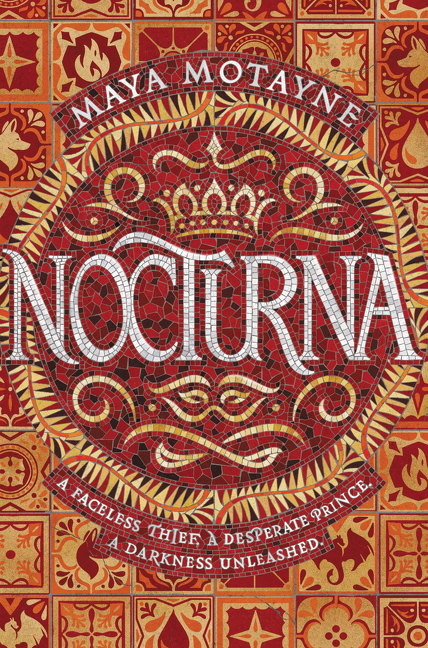 Nocturna cover image