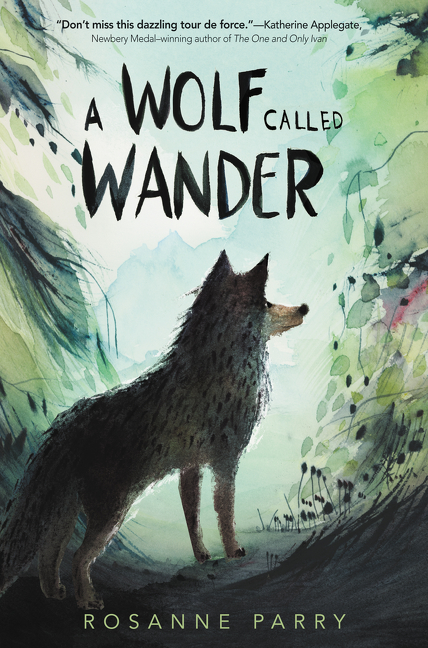 Cover Image of A Wolf Called Wander
