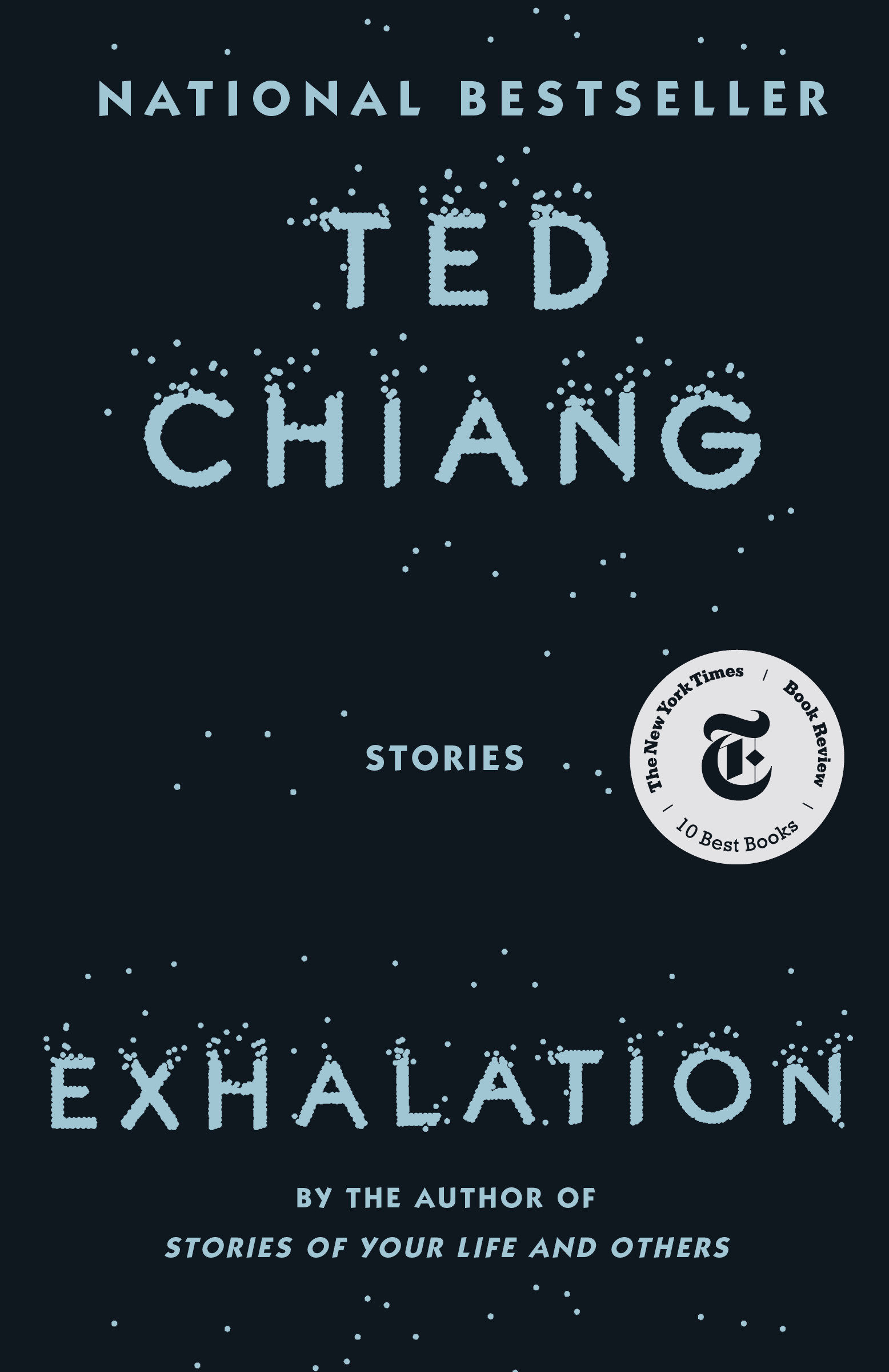 Cover Image of Exhalation