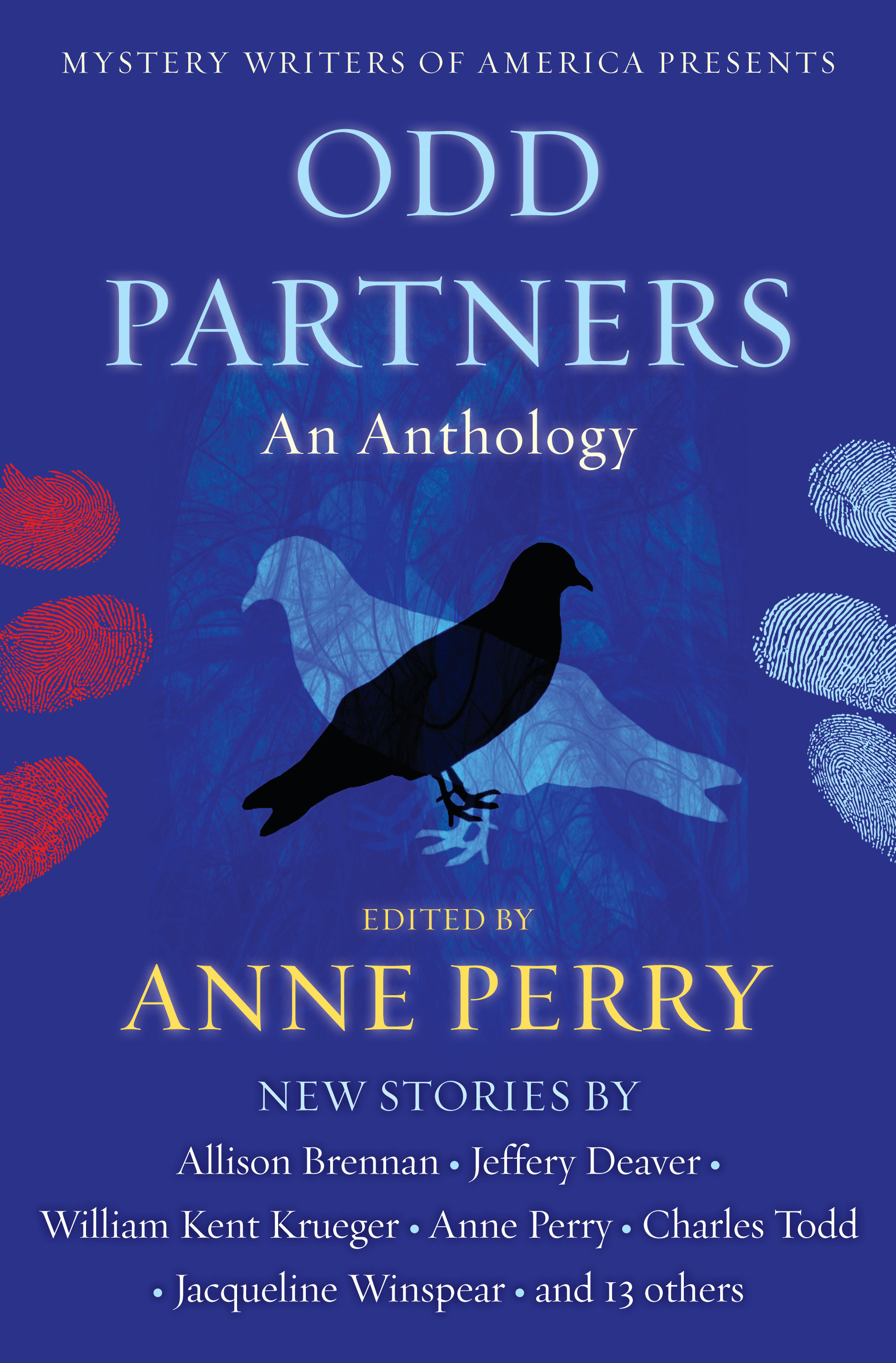 Odd Partners An Anthology cover image