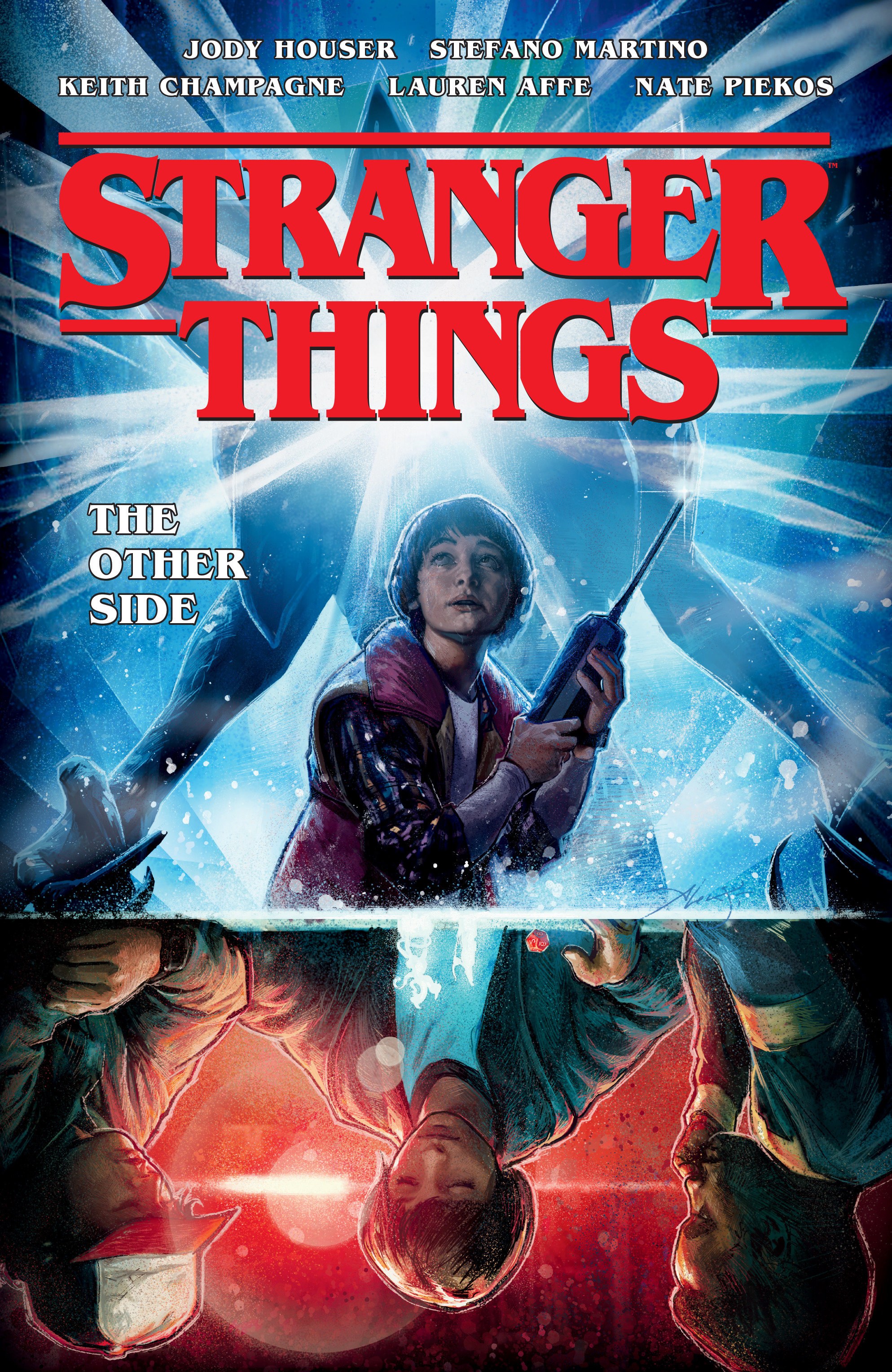 Stranger things. Volume one, The other side [electronic resource (downloadable eBook)]