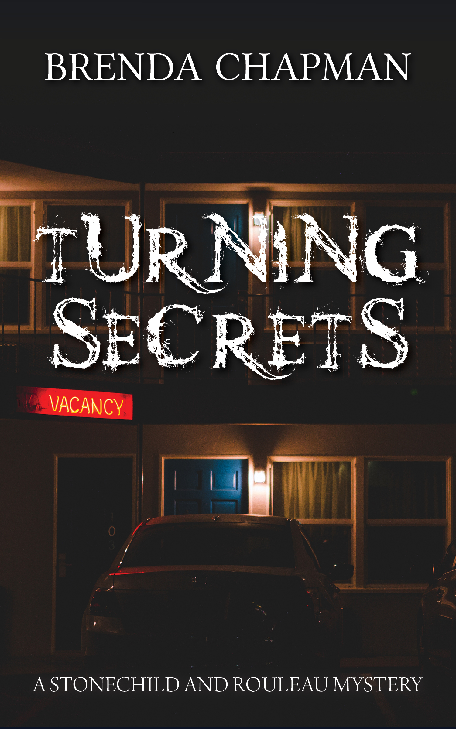 Cover Image of Turning Secrets