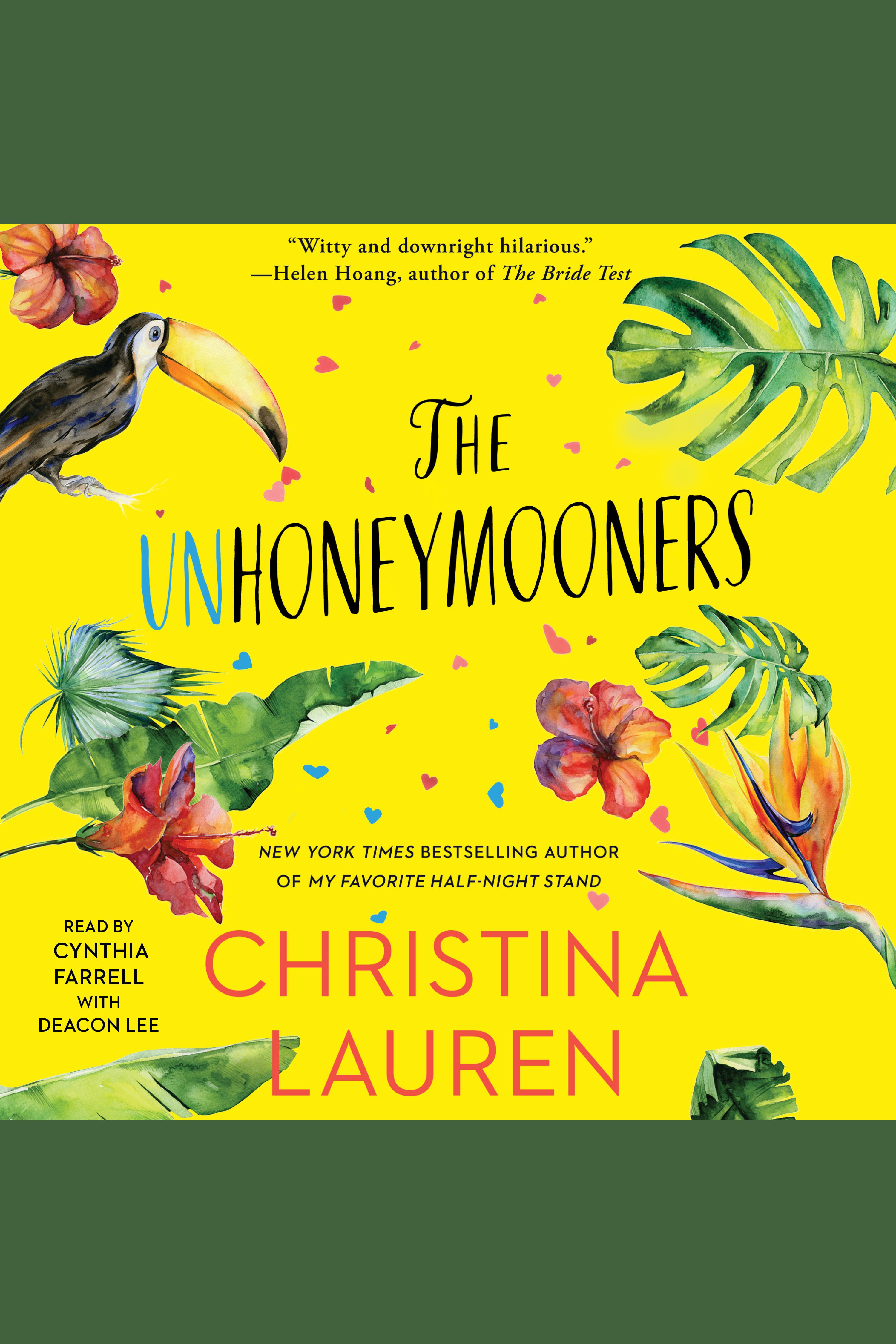 The unhoneymooners cover image