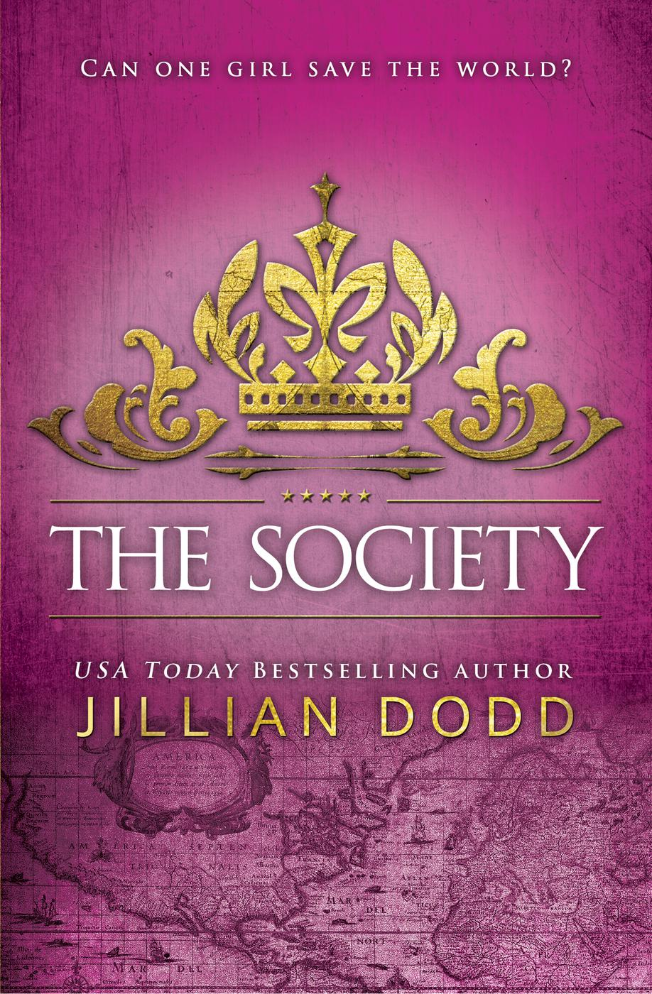 The Society (Spy Girl, #3)