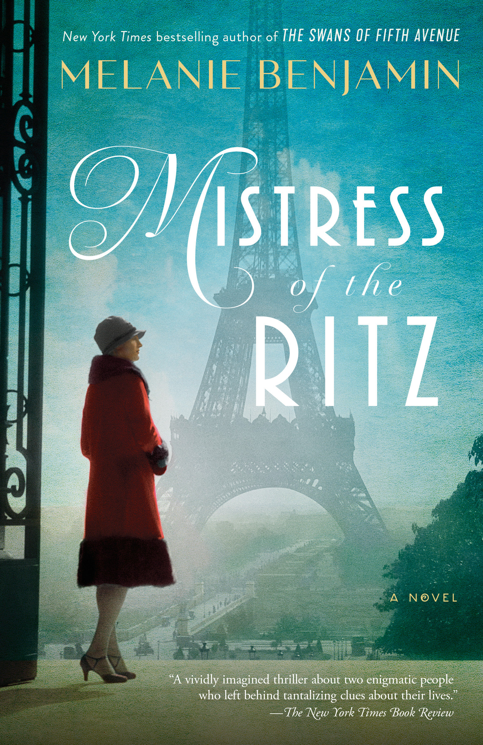Mistress of the Ritz cover image
