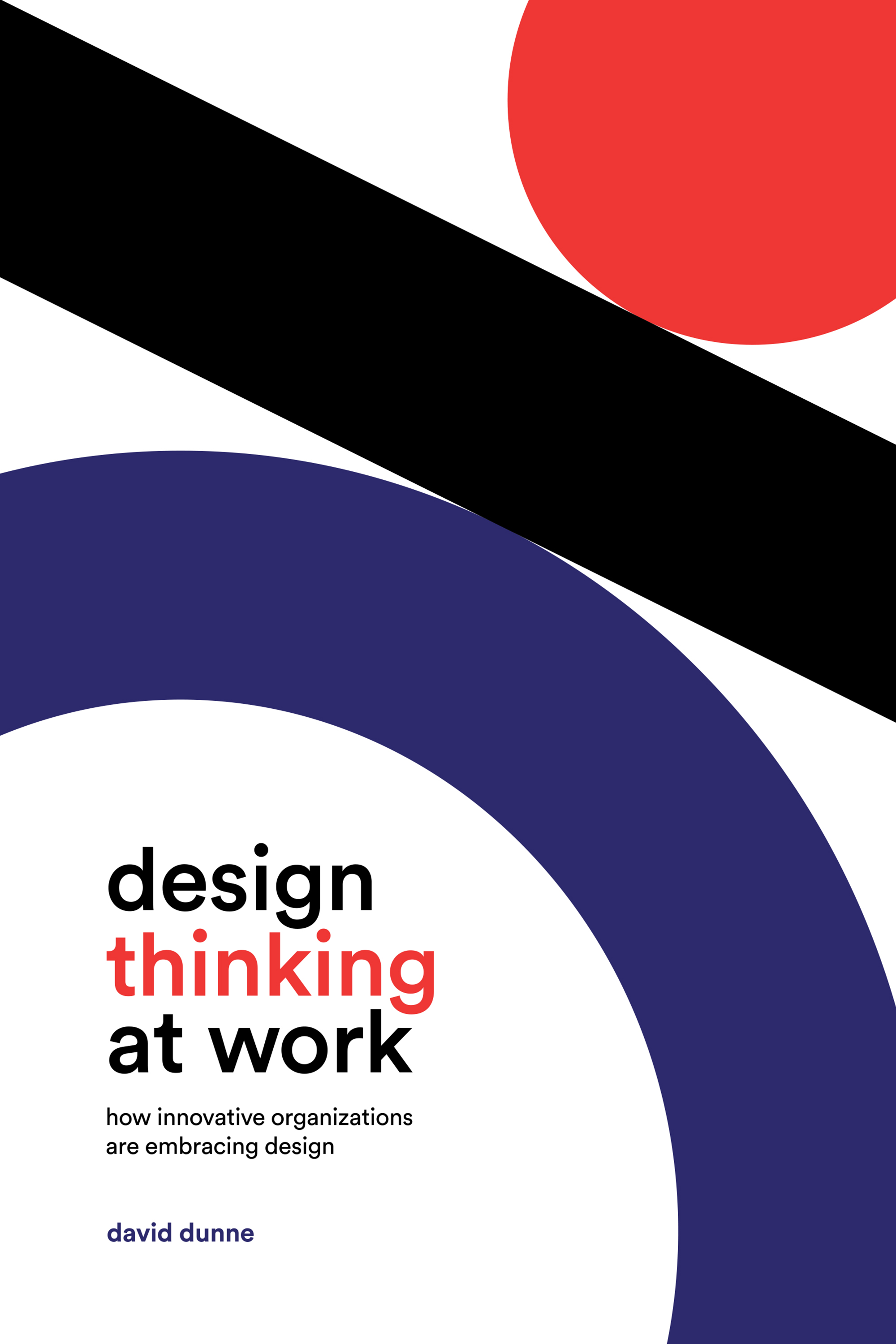 Design Thinking at Work How Innovative Organizations are Embracing Design