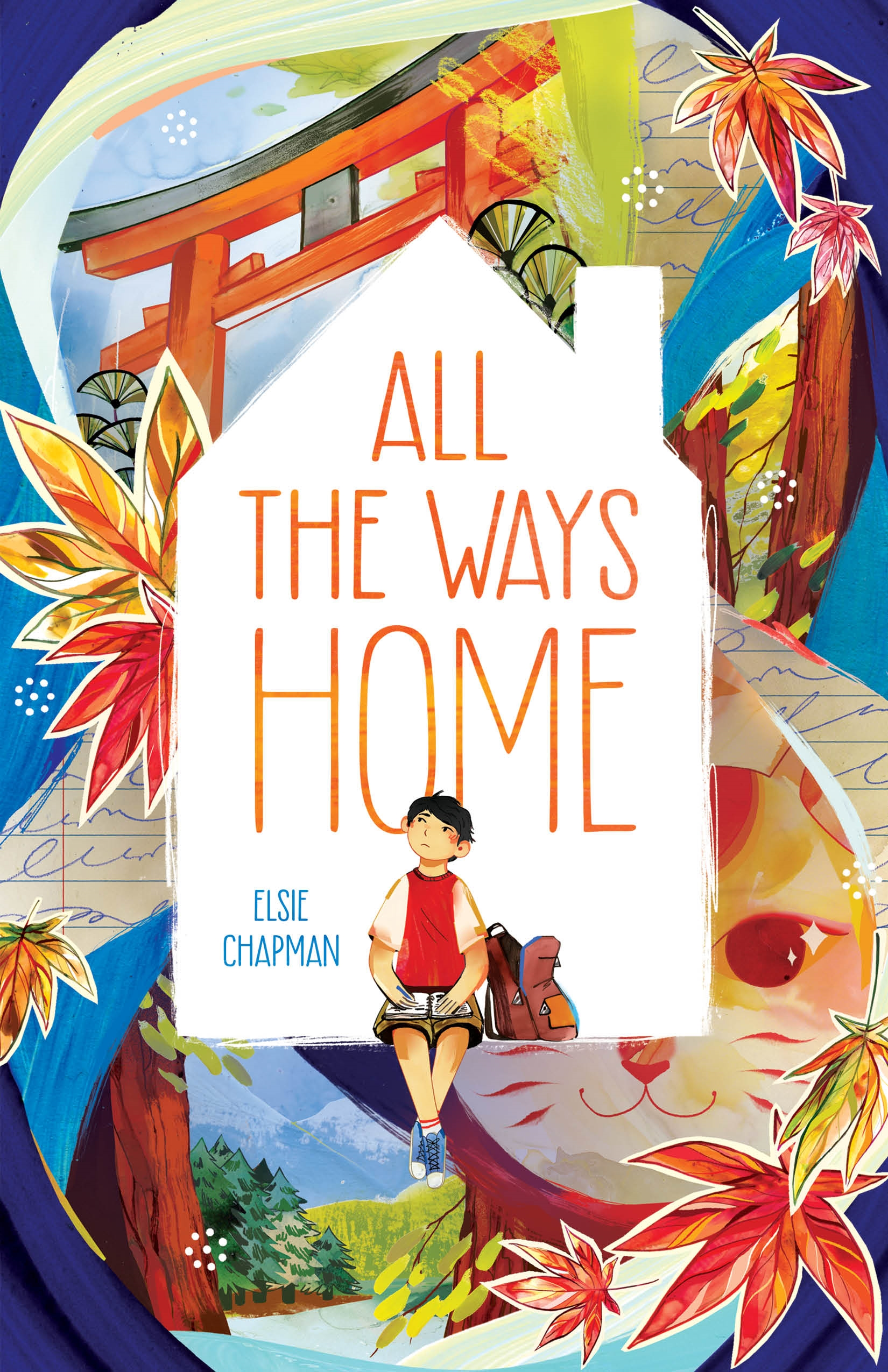 Cover Image of All the Ways Home