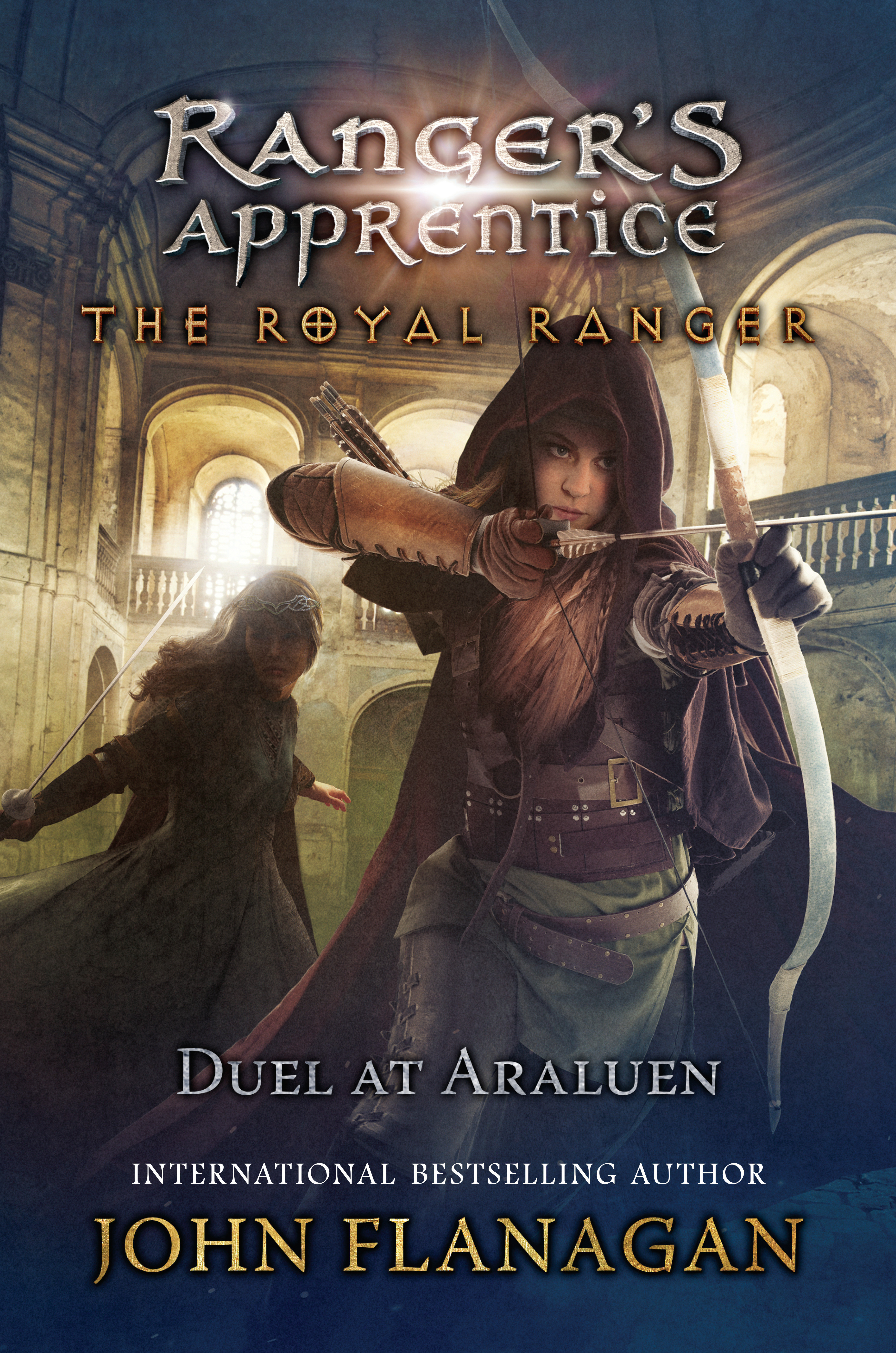 Cover Image of Duel at Araluen