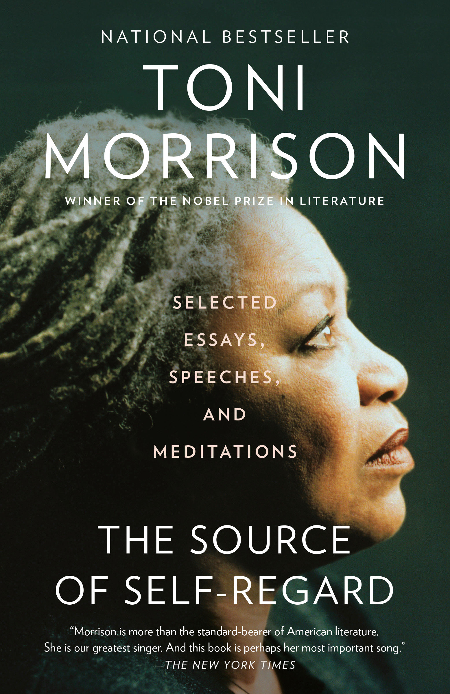 The source of self-regard selected essays, speeches, and meditations cover image