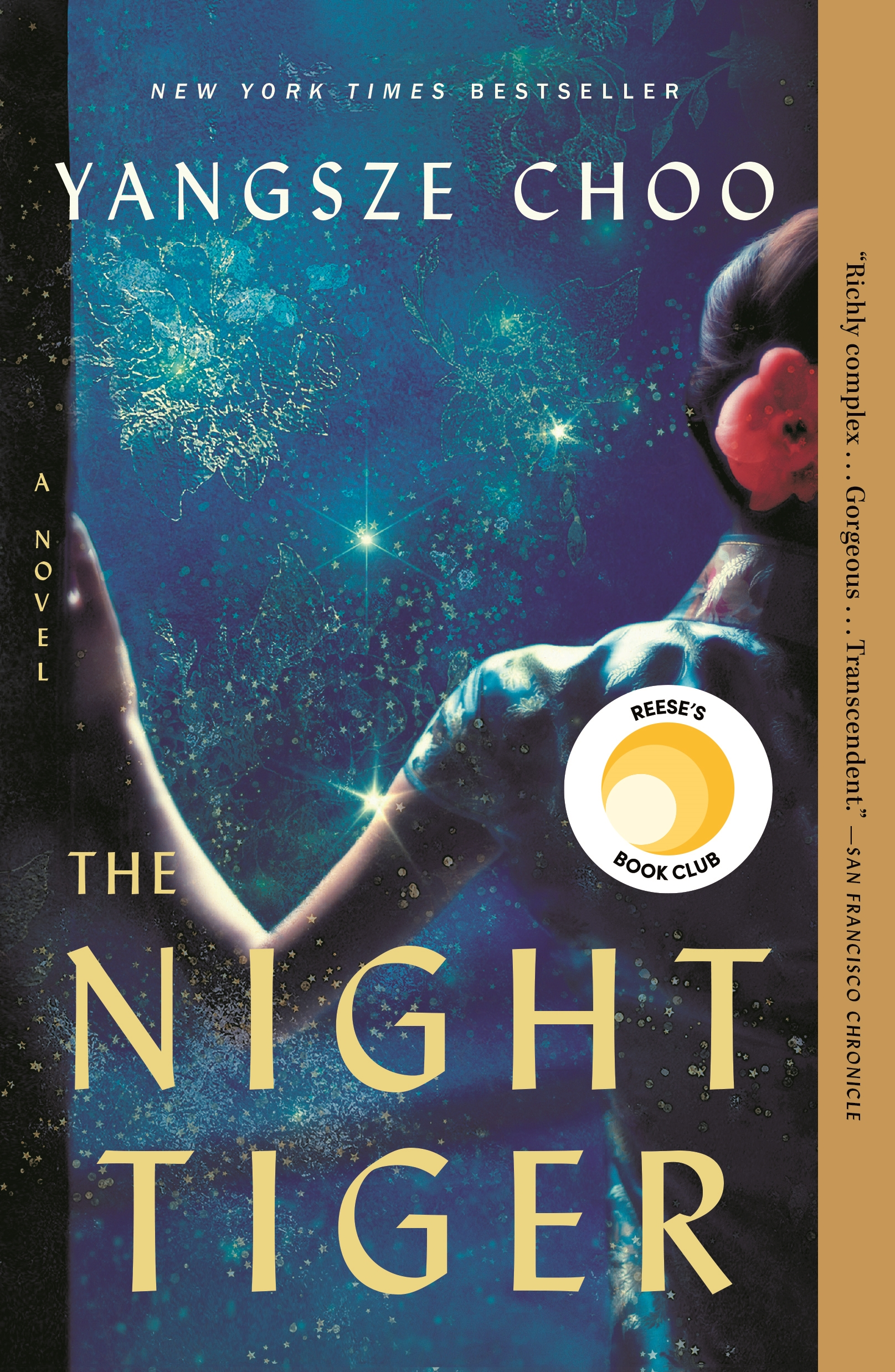 Cover image for The Night Tiger [electronic resource] : A Novel