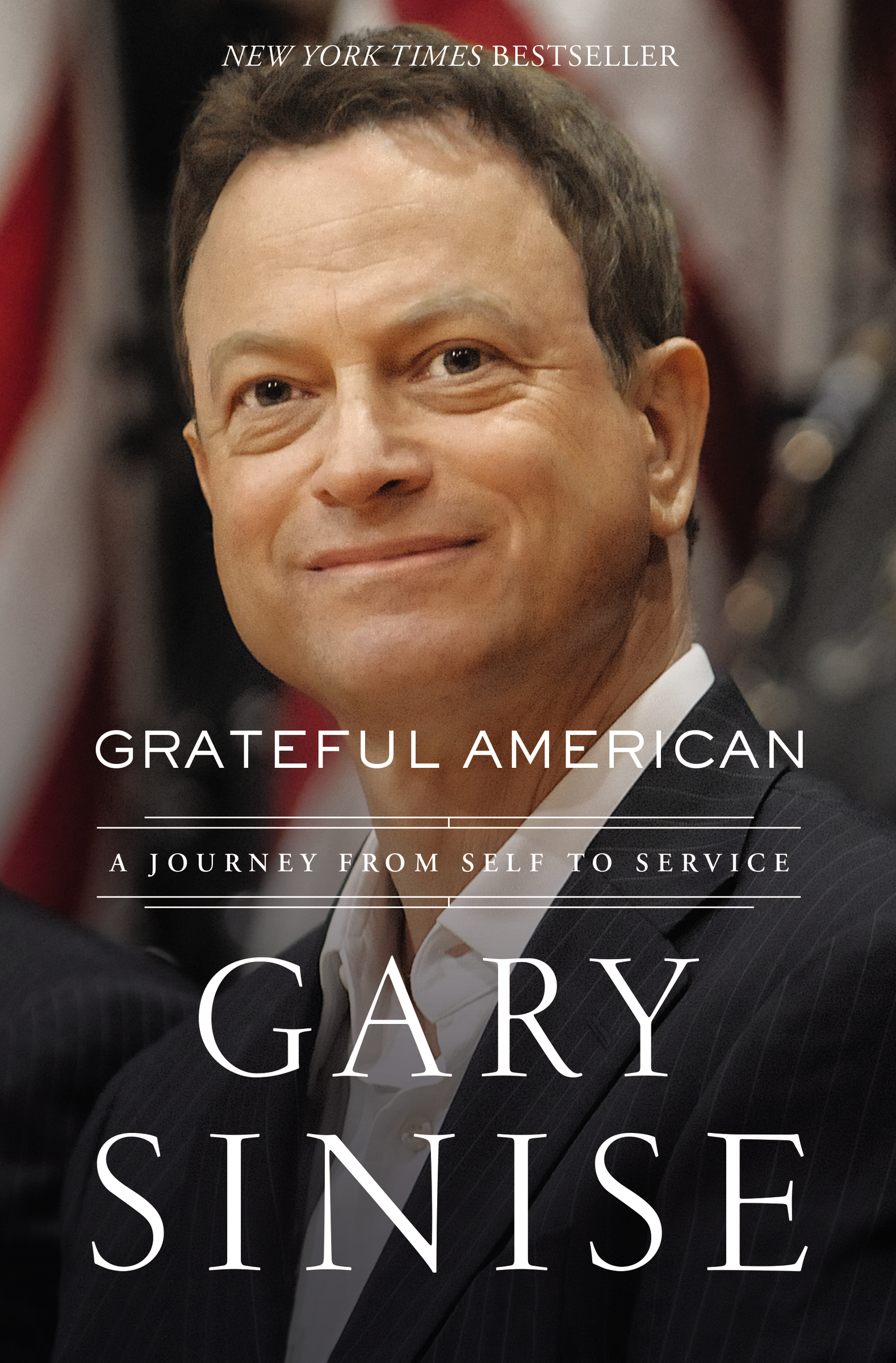 Grateful American a journey from self to service cover image