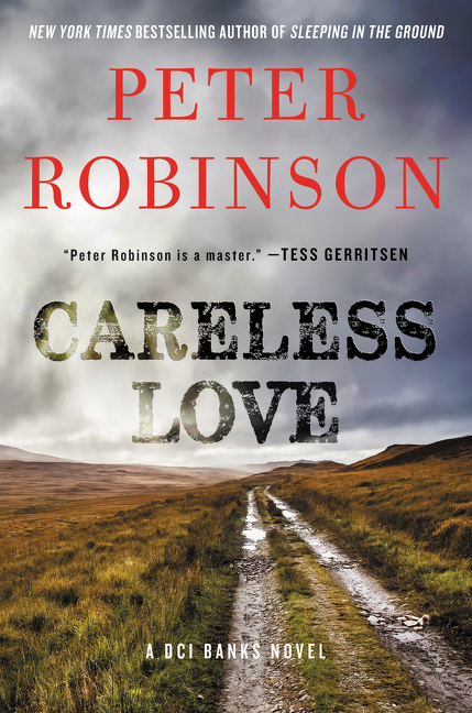 Careless love a DCI Banks novel cover image