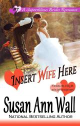 Insert Wife Here (Superstitious Brides, #7)