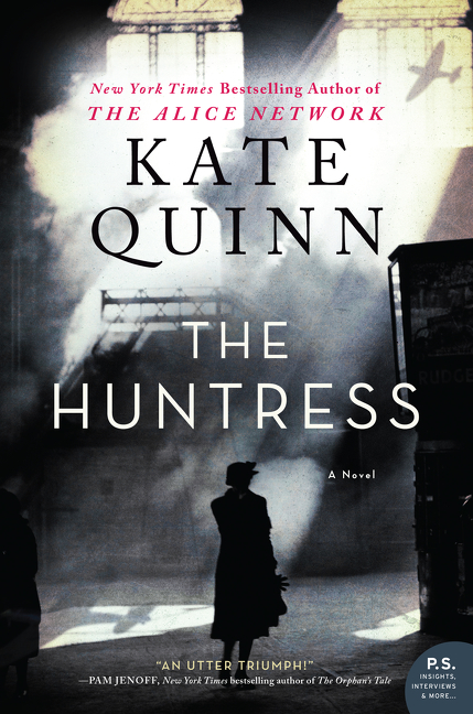 The huntress cover image