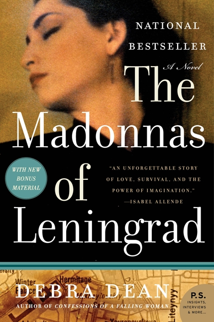 The Madonnas of Leningrad cover image