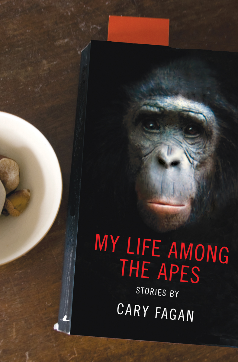 Cover Image of My Life Among the Apes