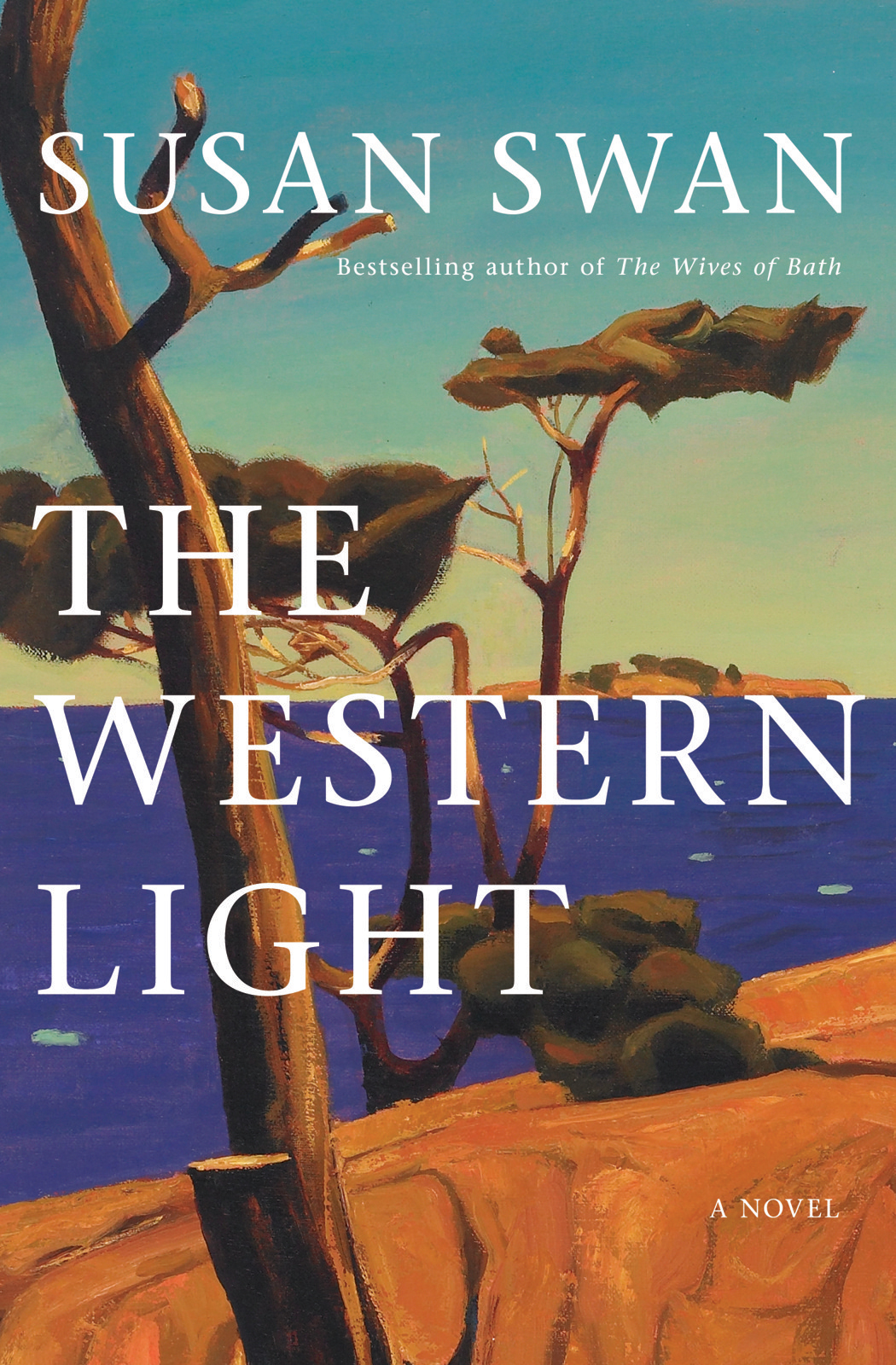 Cover Image of The Western Light