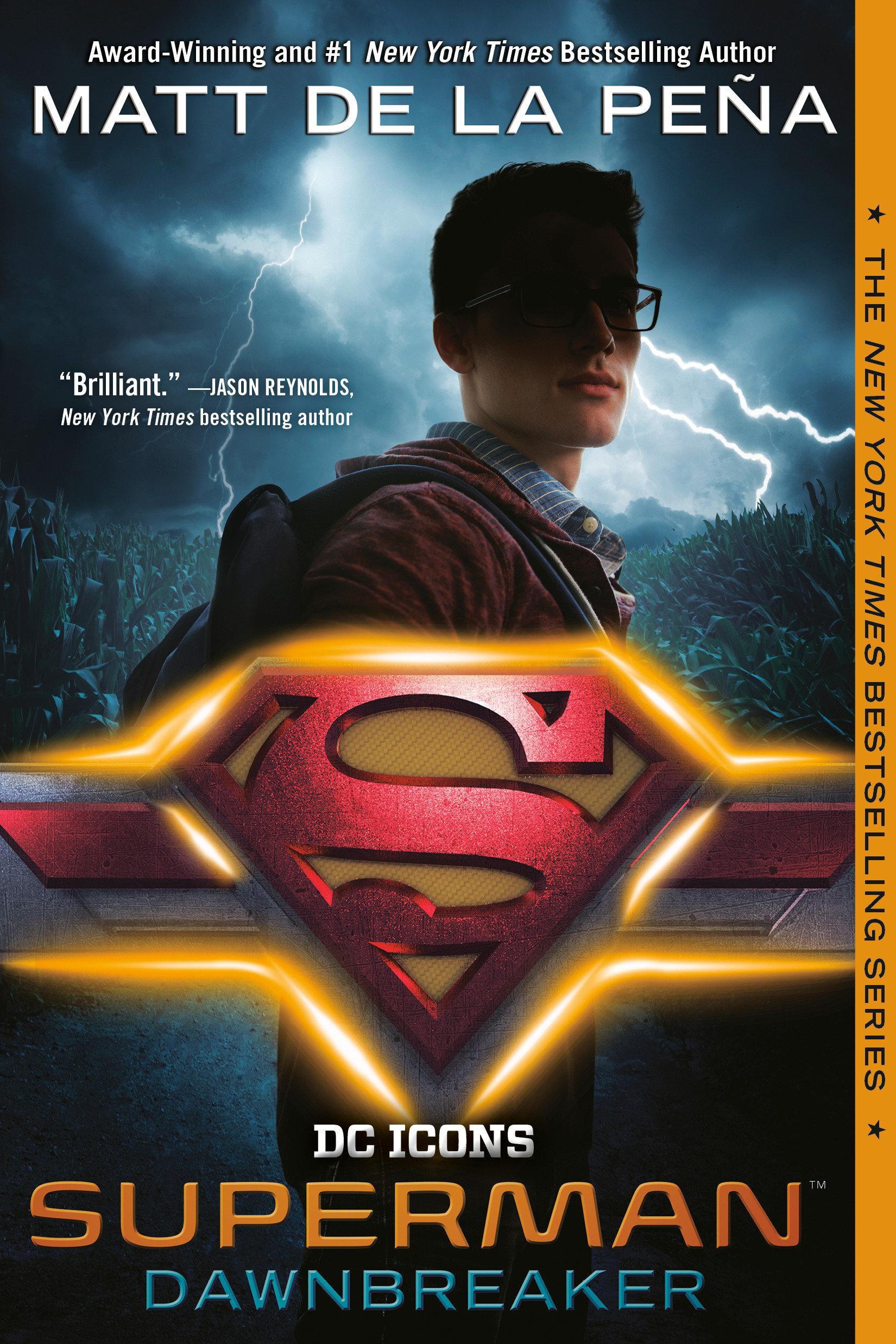Superman dawnbreaker cover image