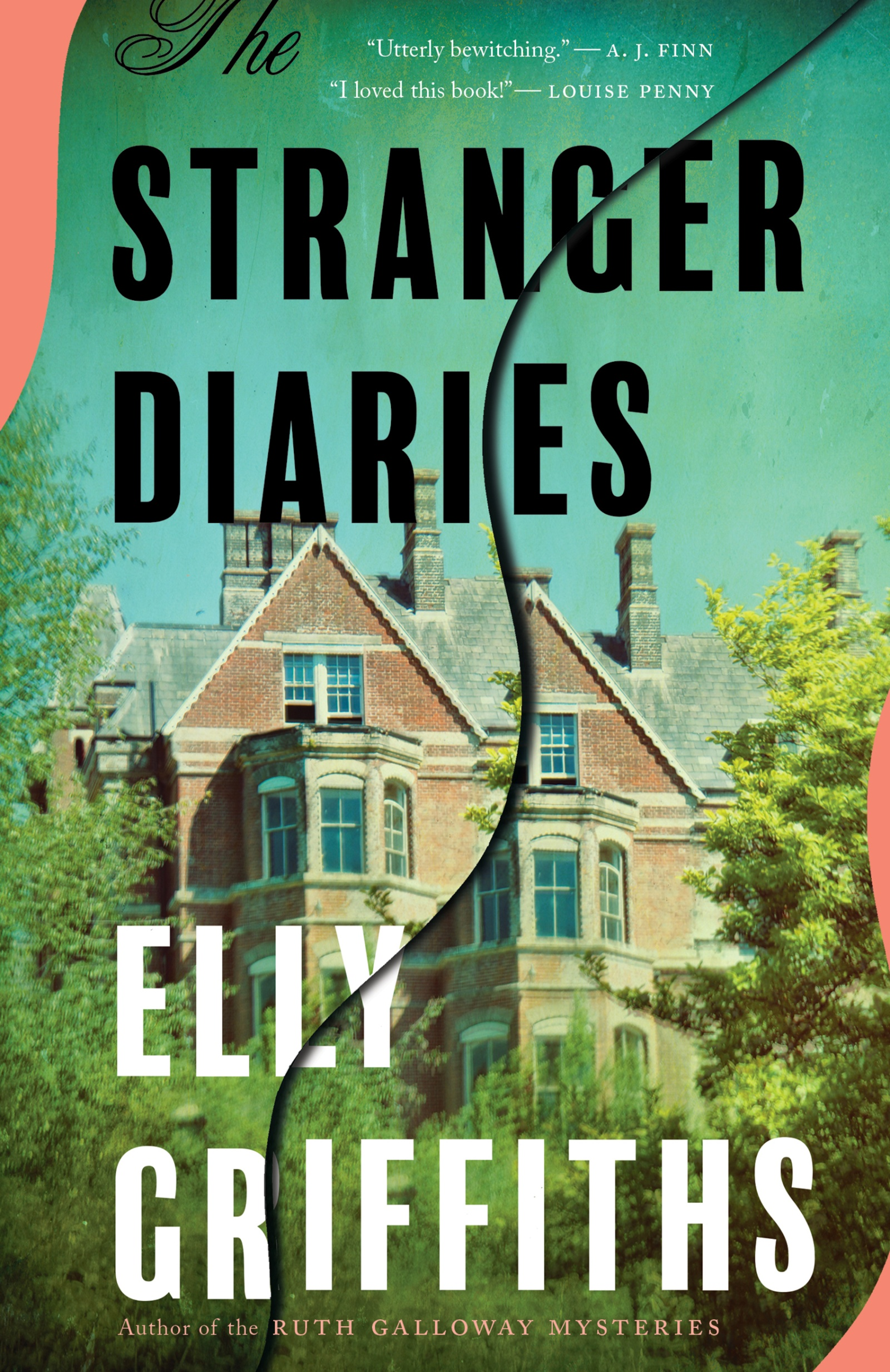 Cover image for The Stranger Diaries [electronic resource] :
