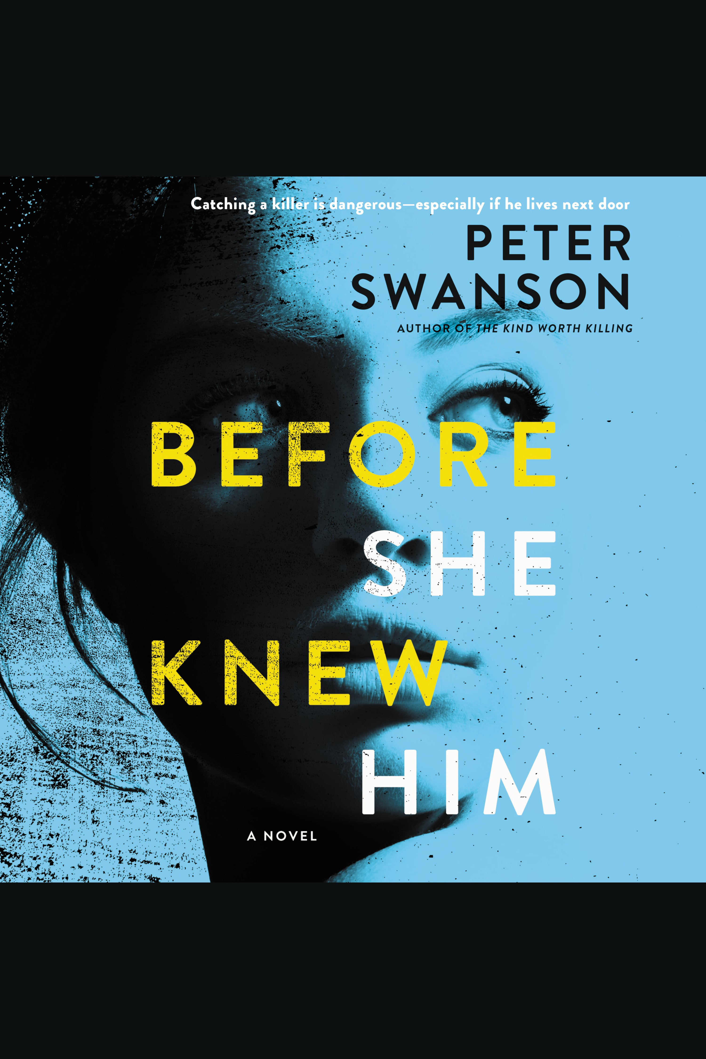Before she knew him cover image