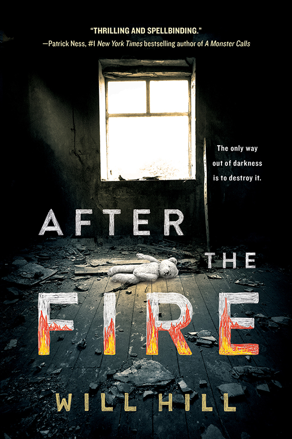 Cover Image of After the Fire