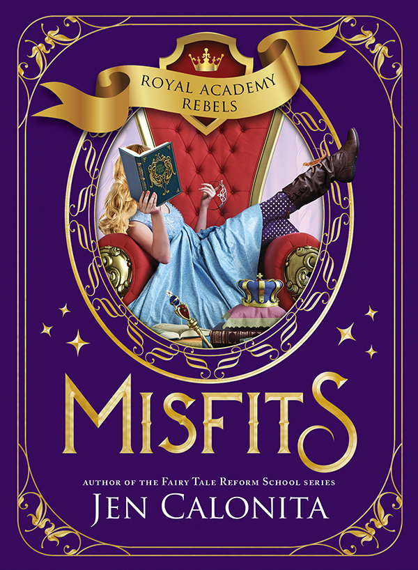 Cover Image of Misfits