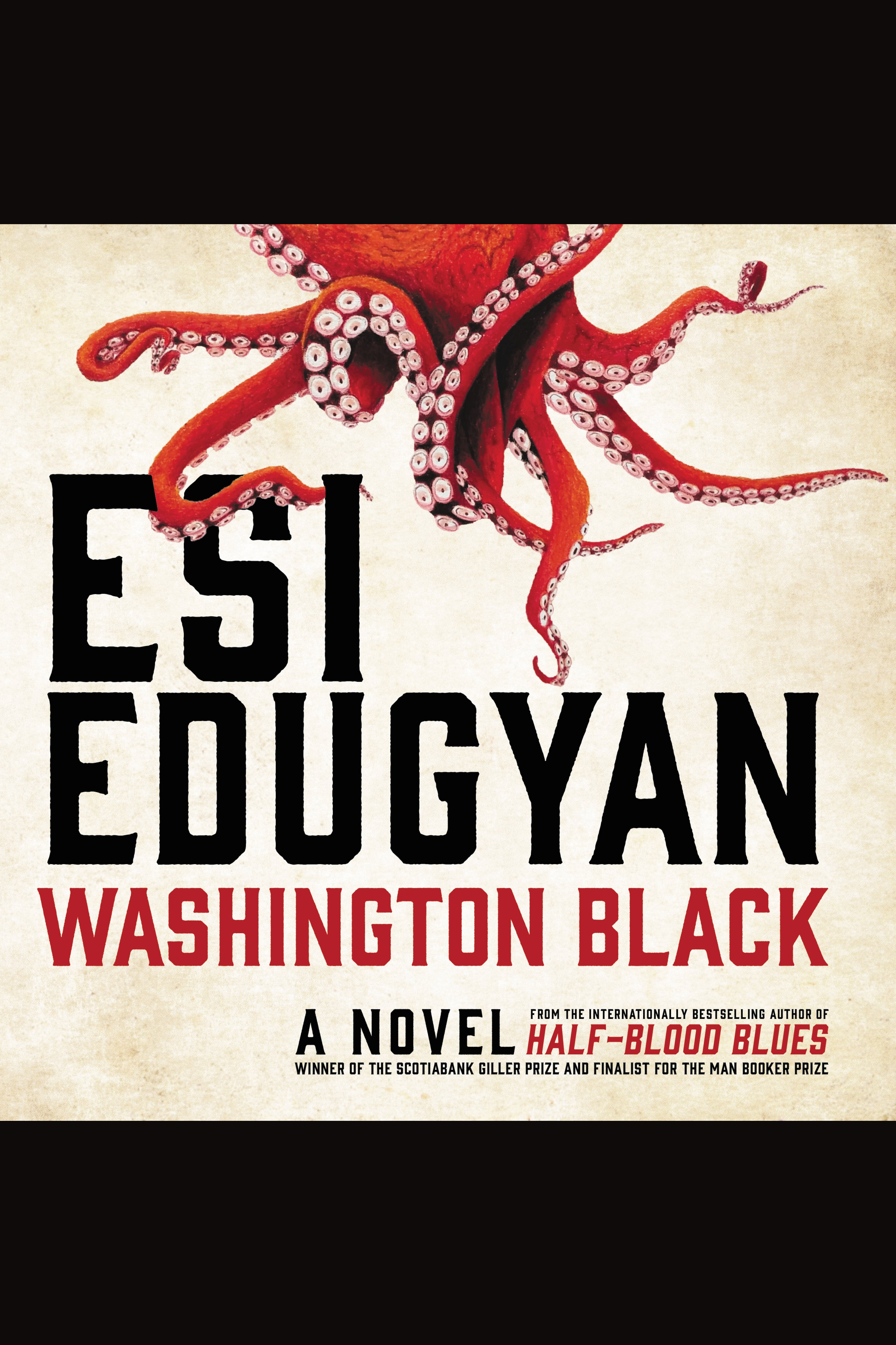 Cover Image of Washington Black