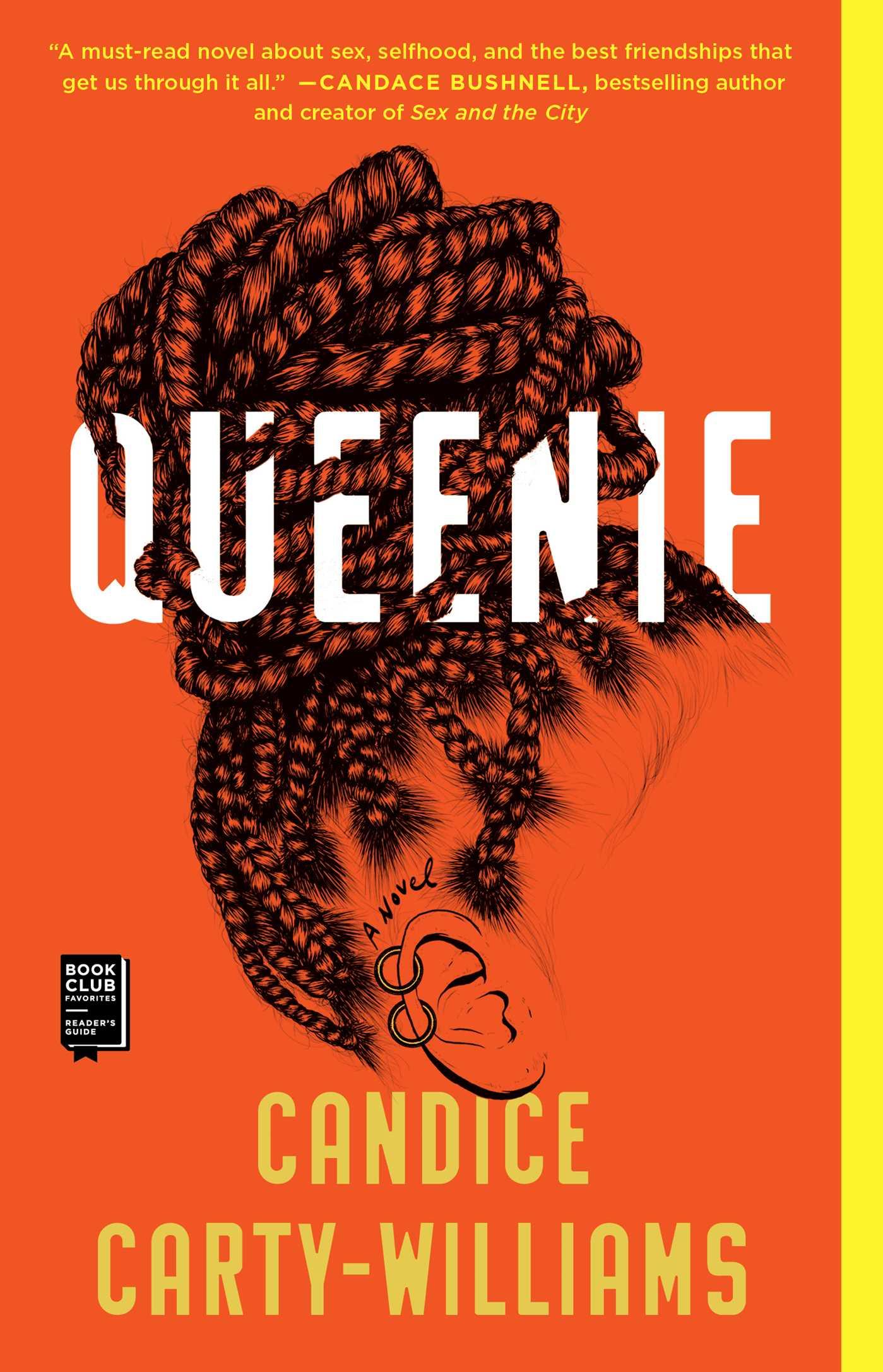 Queenie cover image