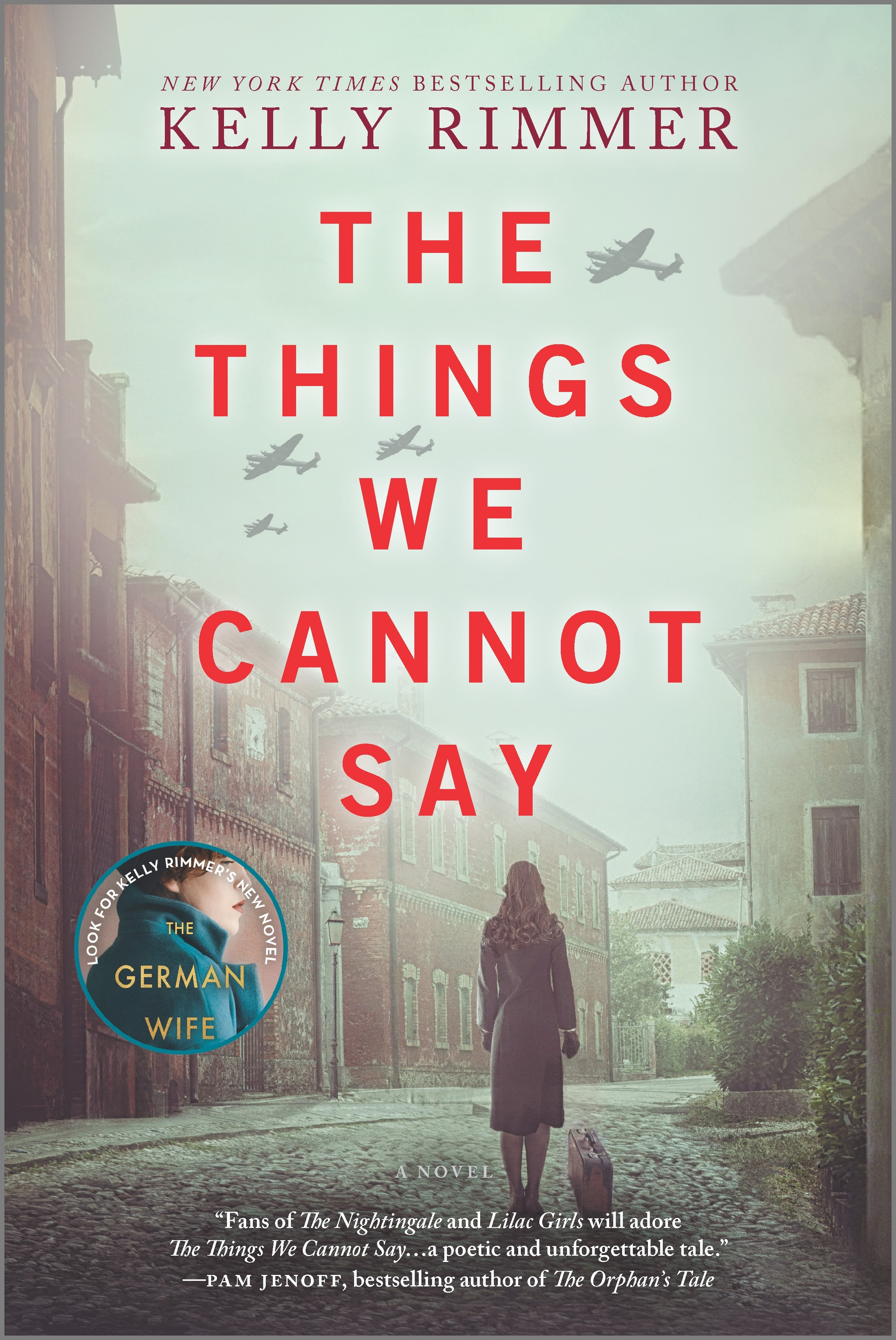 Cover Image of The Things We Cannot Say