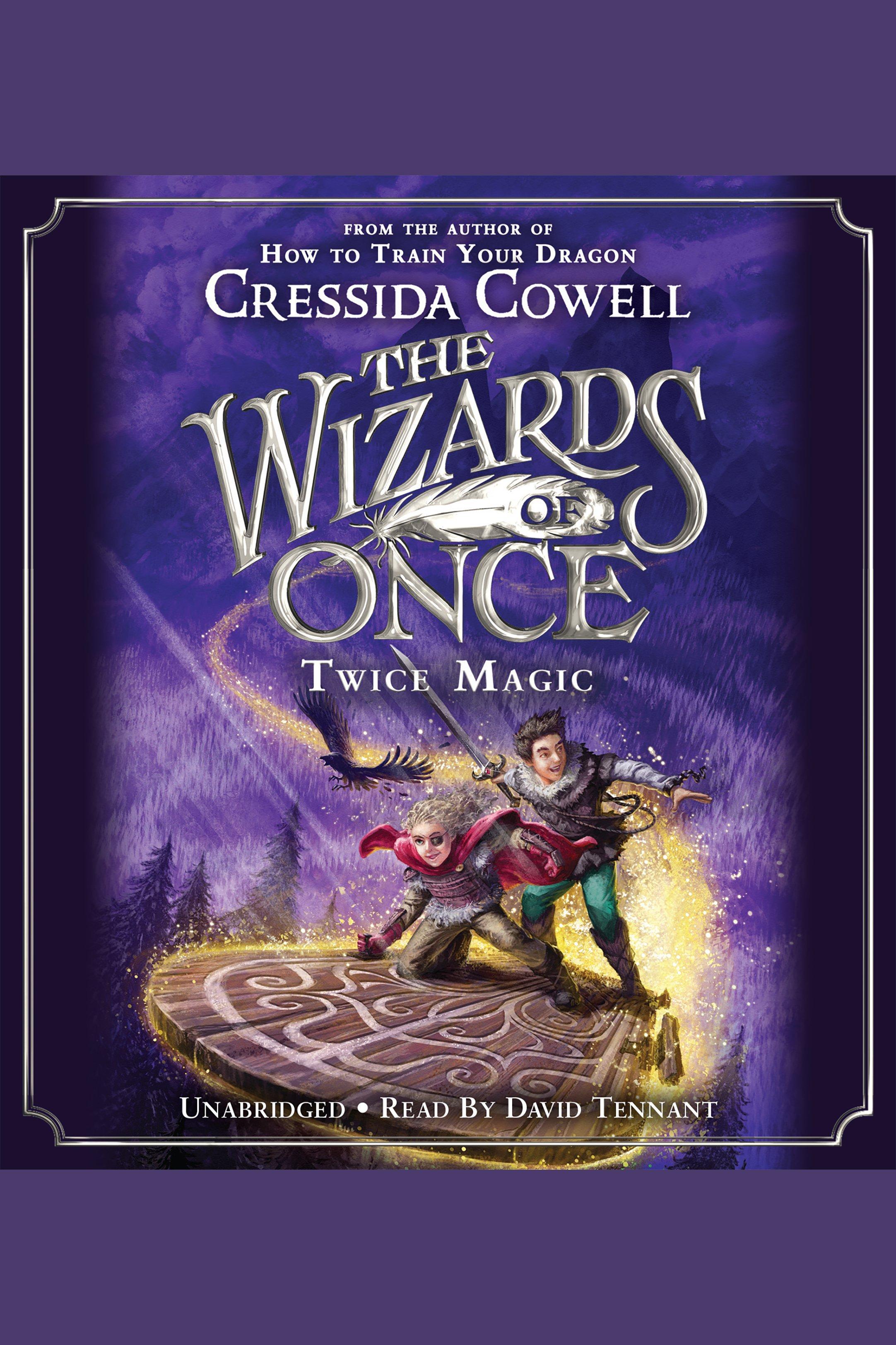 Twice magic cover image