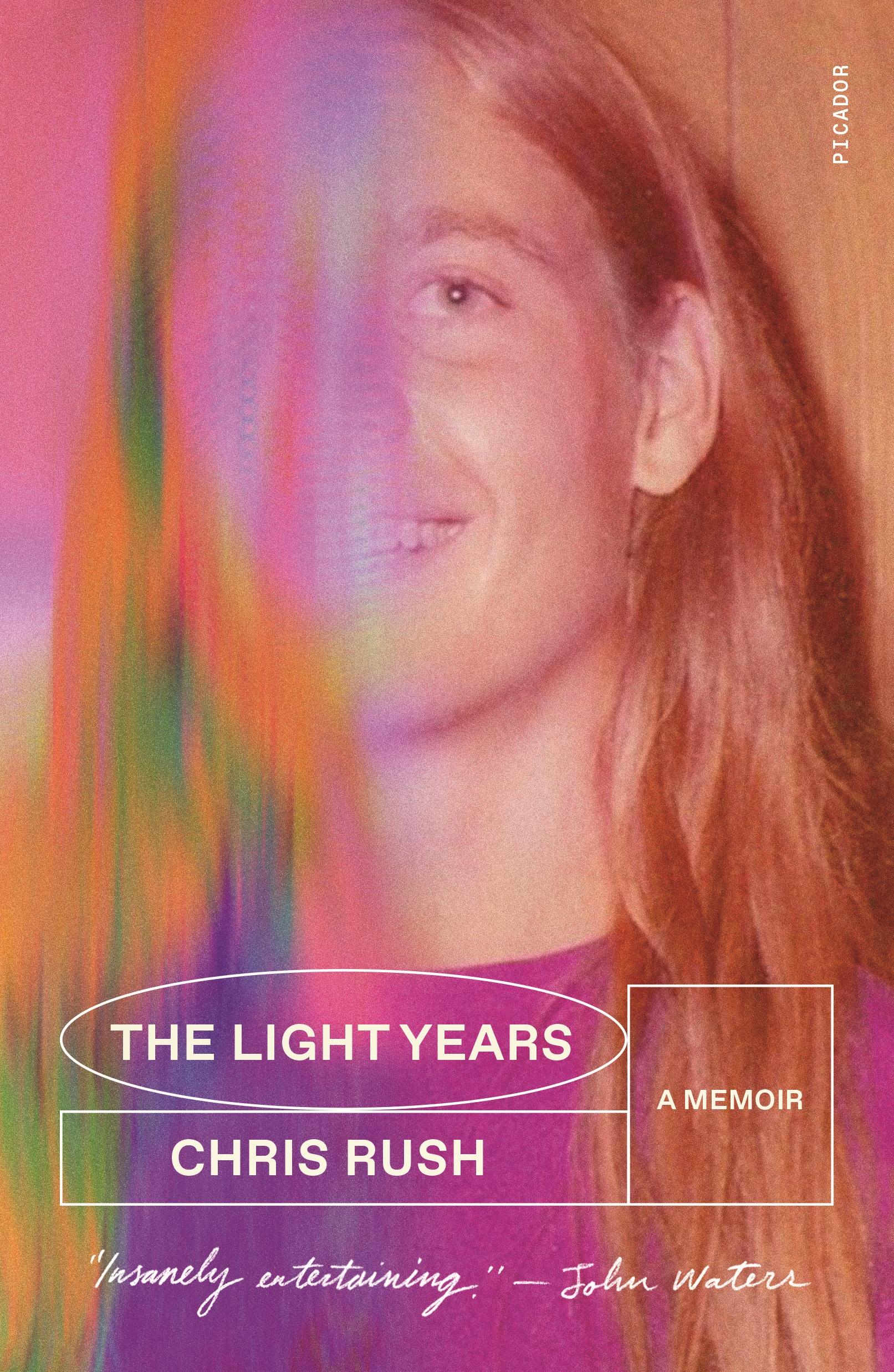 The Light Years A Memoir