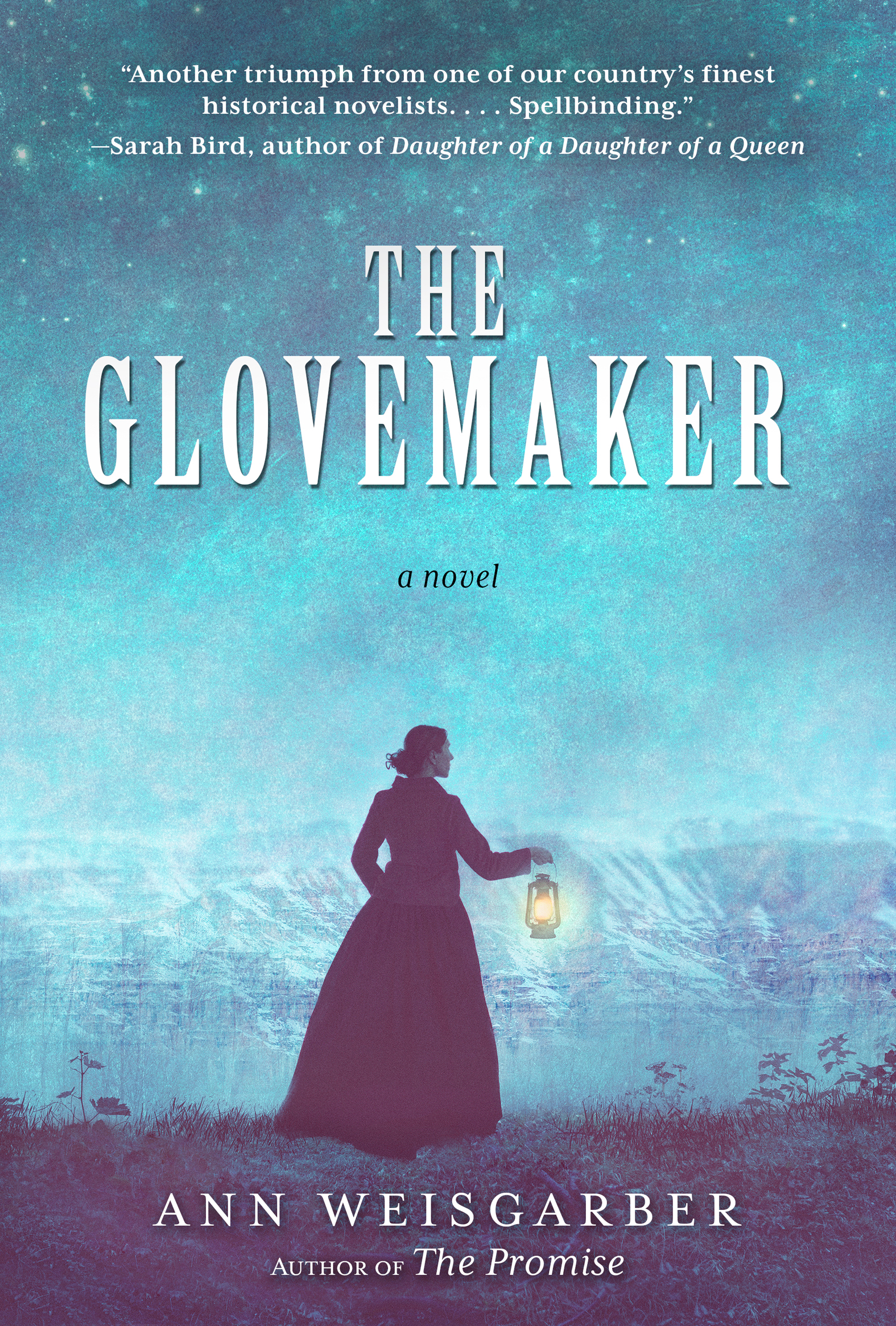 Cover image for The Glovemaker [electronic resource] : A Novel