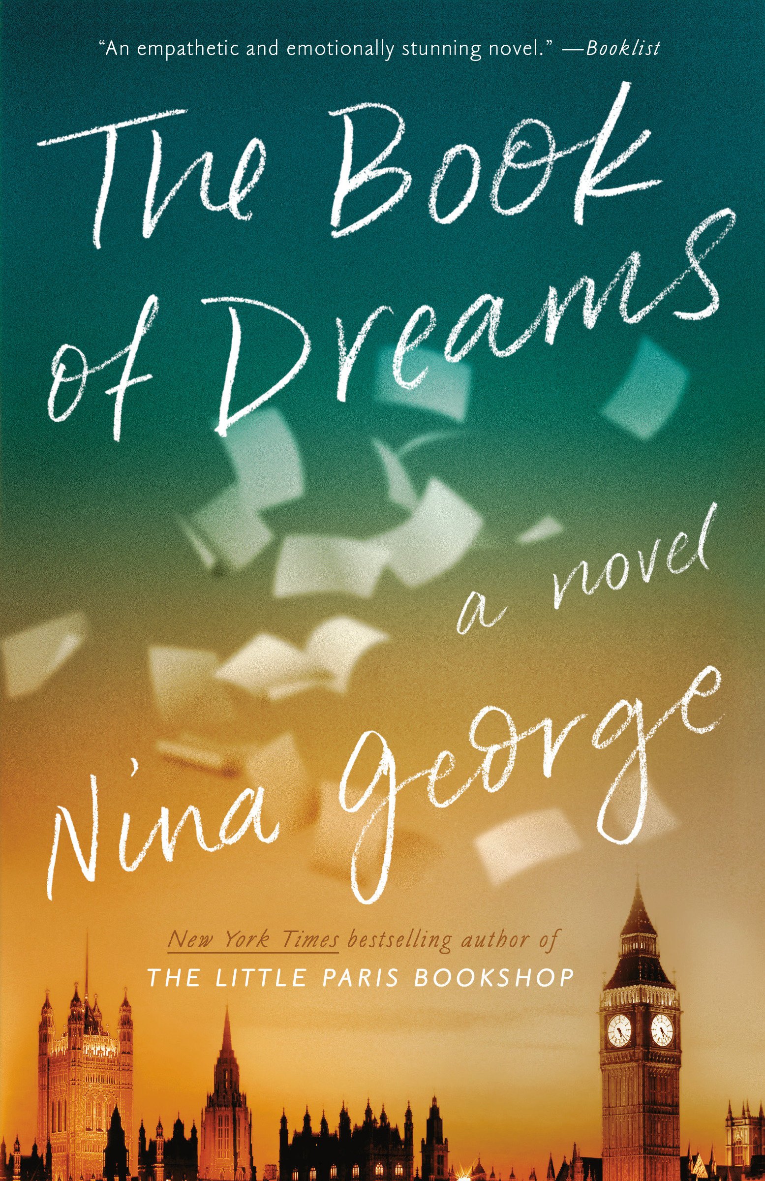 Cover image for The Book of Dreams [electronic resource] : A Novel