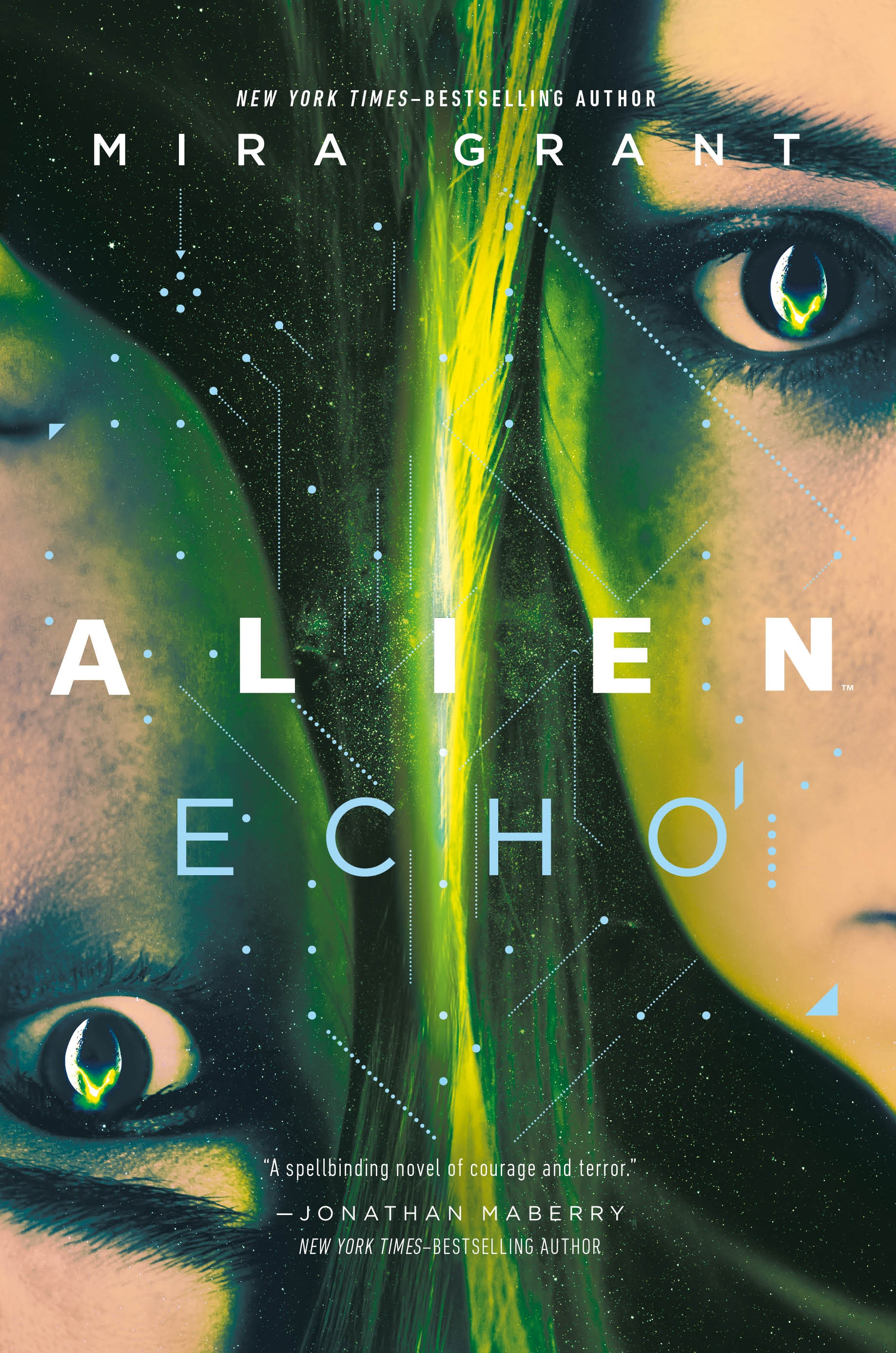 Alien echo cover image