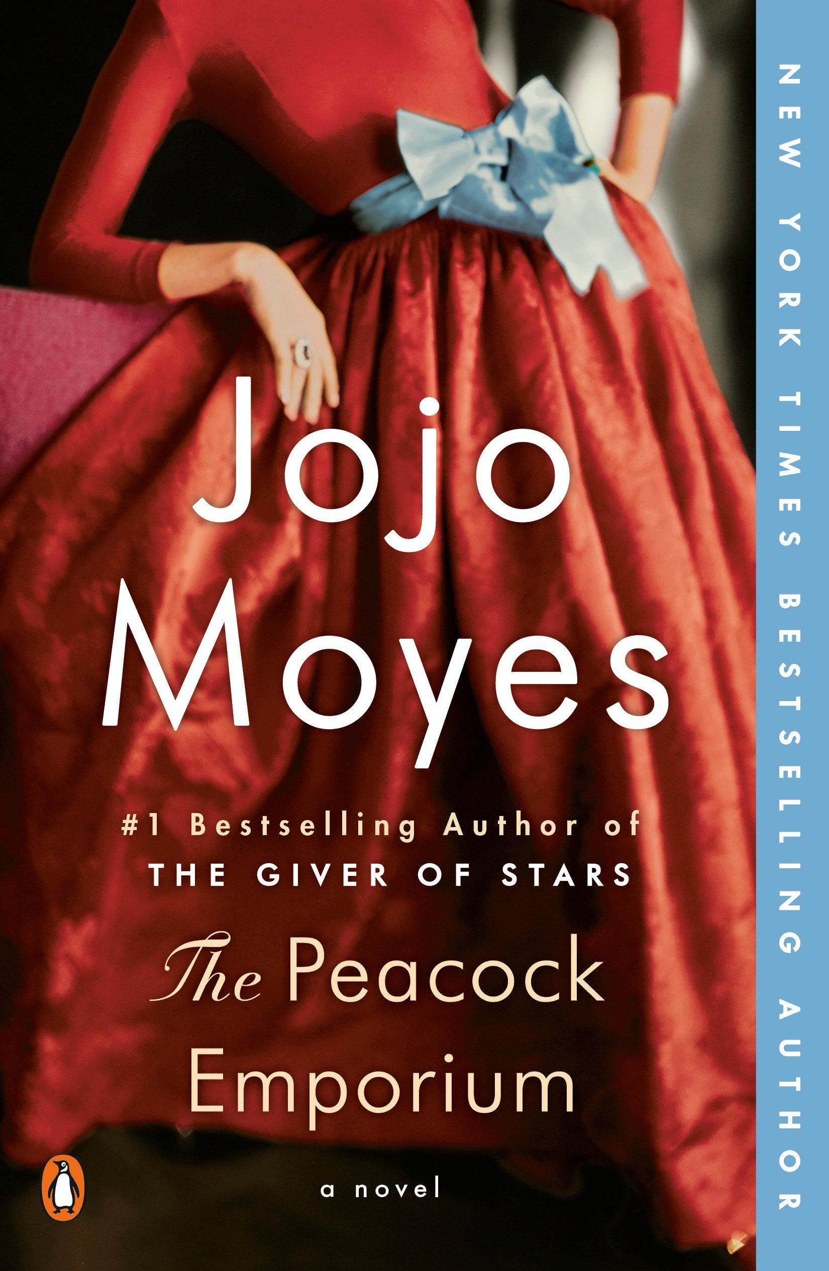 The Peacock Emporium cover image