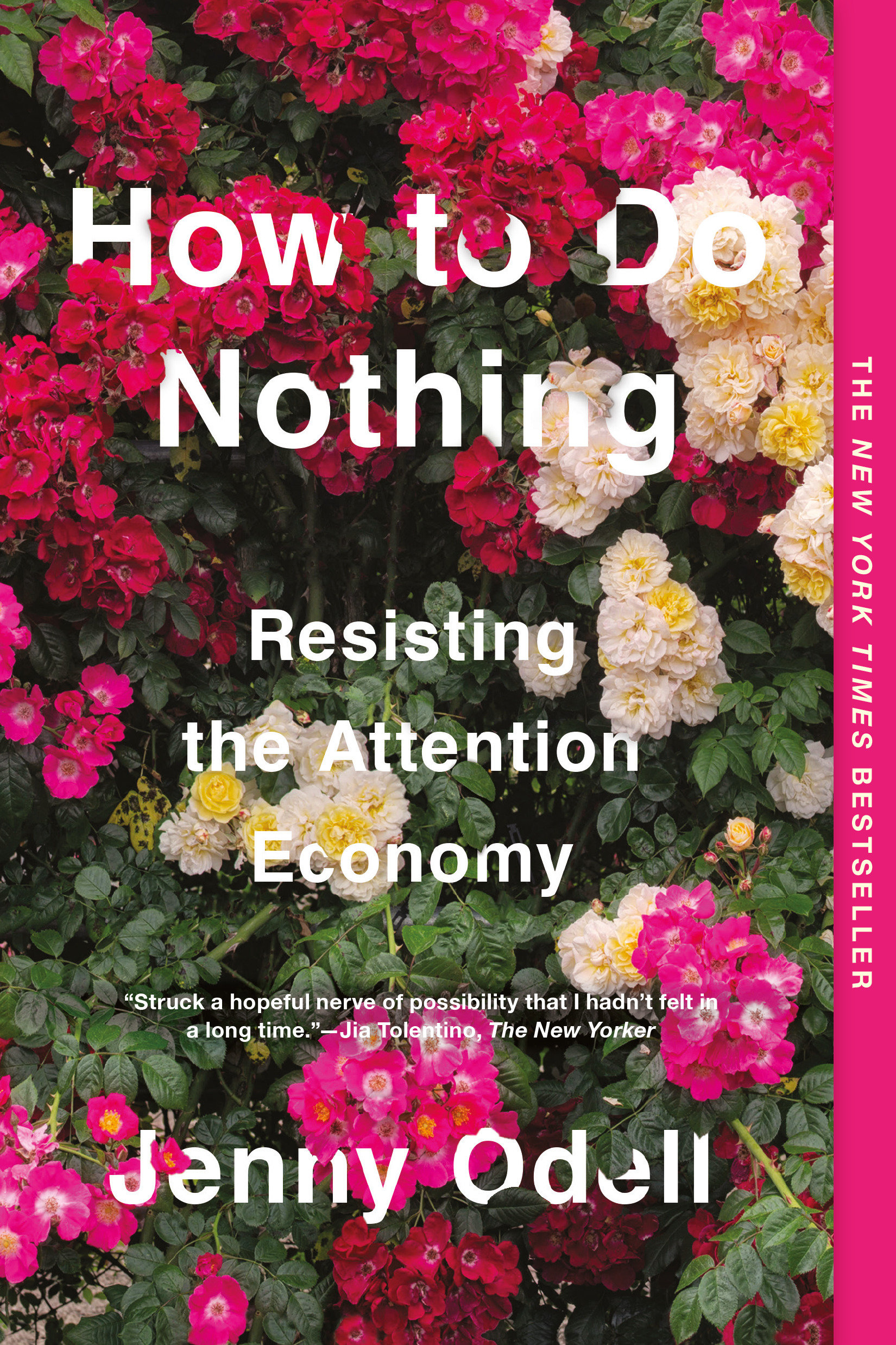 How to Do Nothing Resisting the Attention Economy