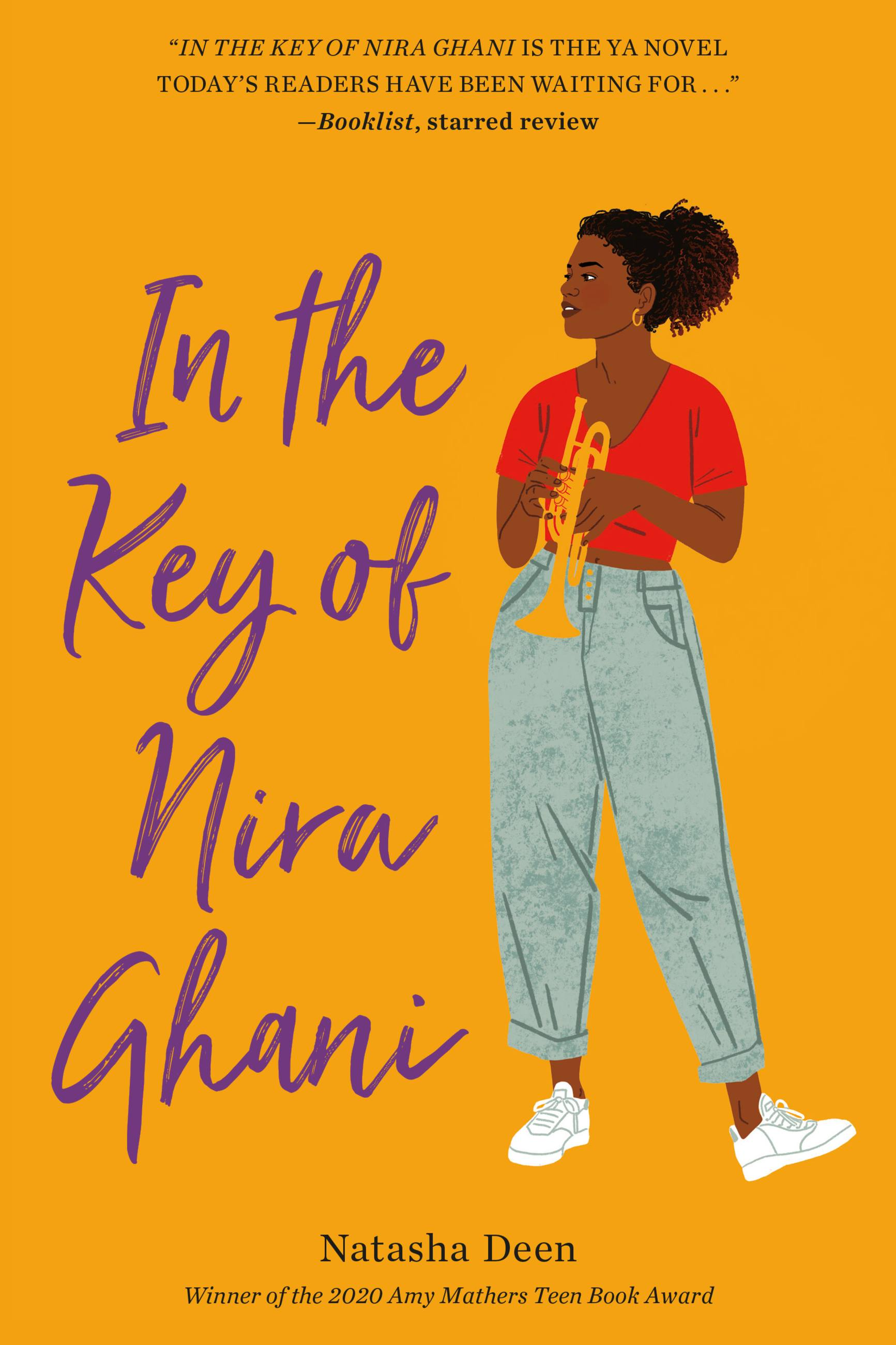 Cover Image of In the Key of Nira Ghani