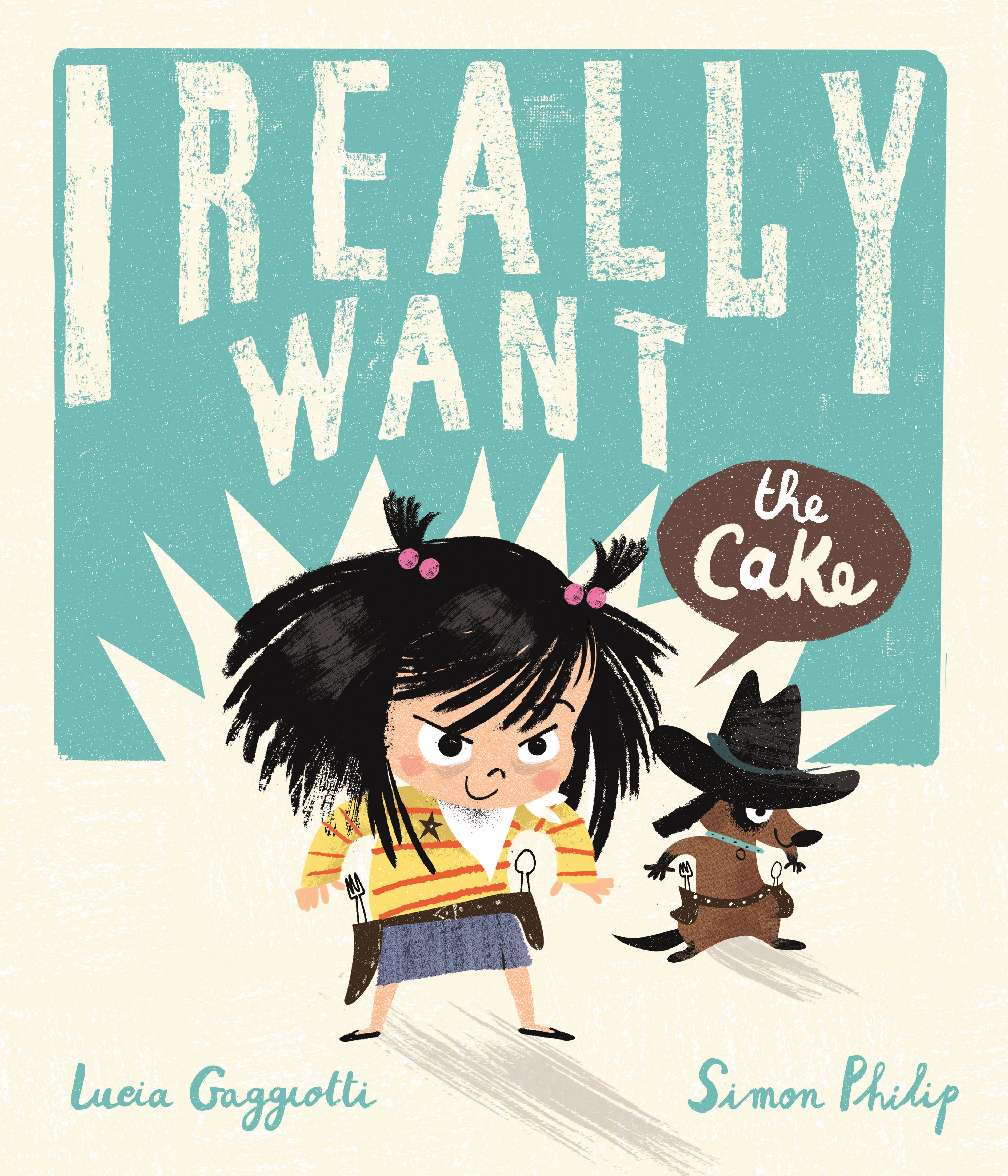 I Really Want the Cake [electronic resource (downloadable eBook)]