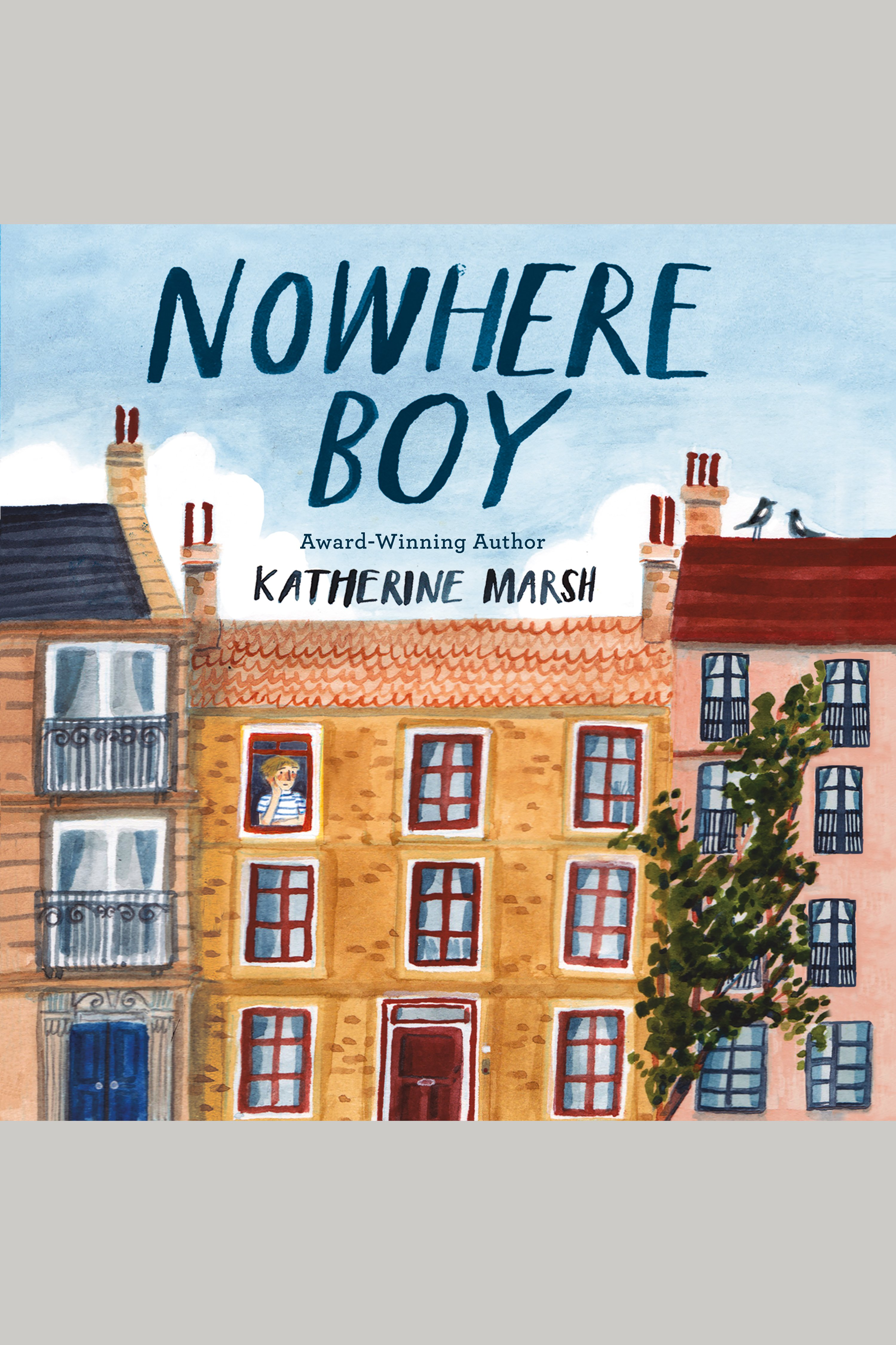 Nowhere boy cover image