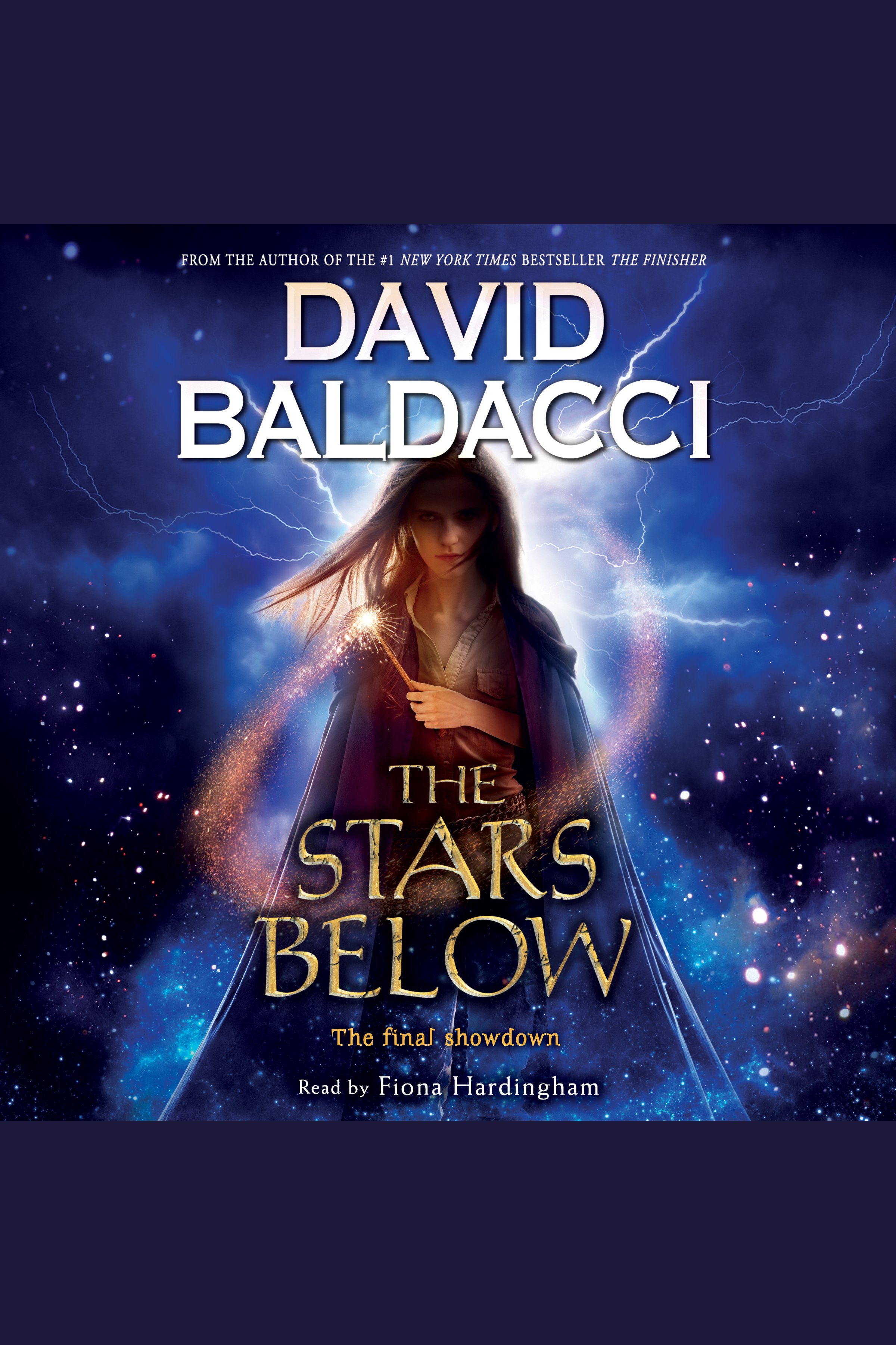 The stars below the final showdown cover image