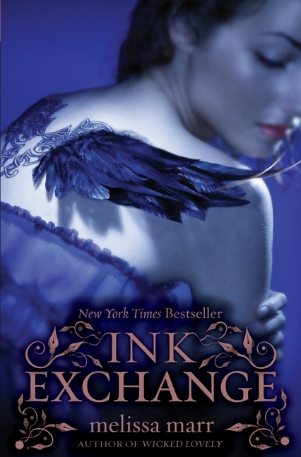 Ink exchange cover image